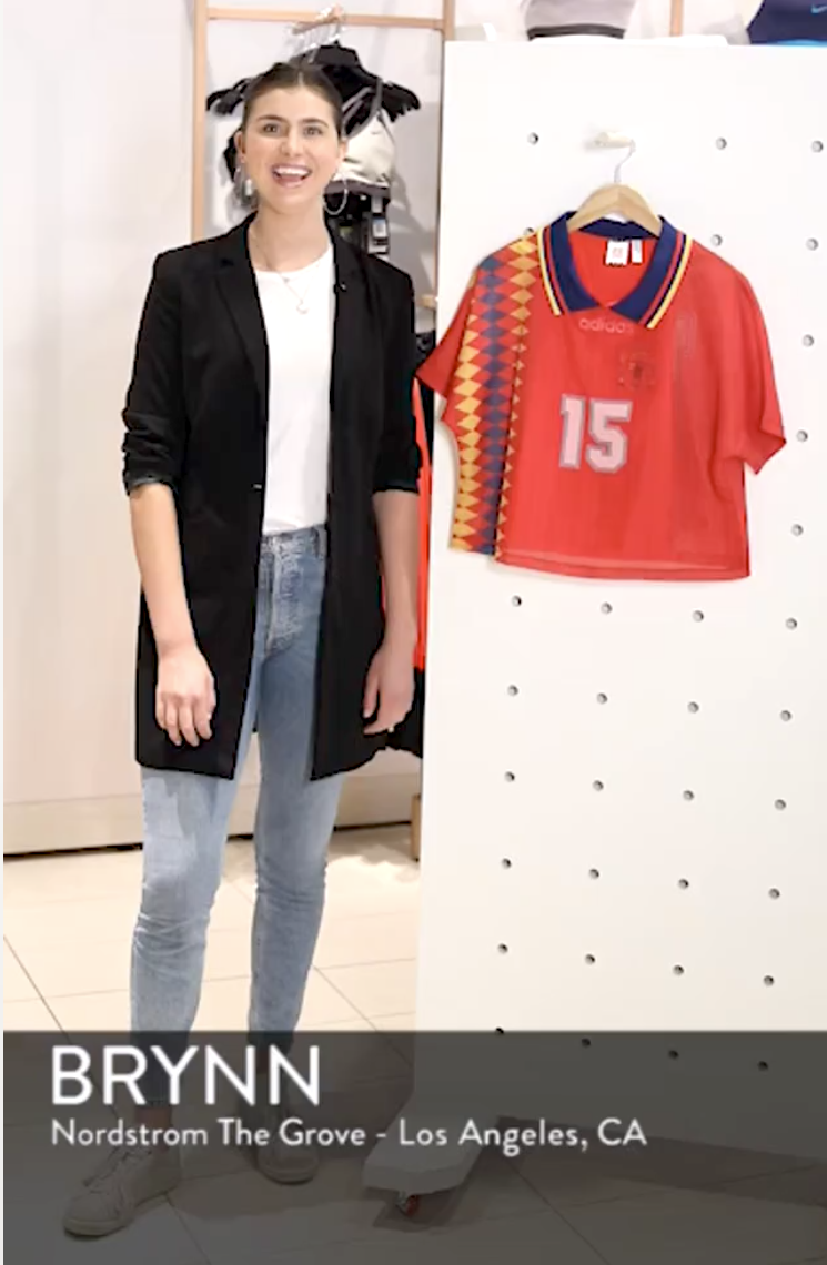 Soccer Jersey Layer Tee, sales video thumbnail