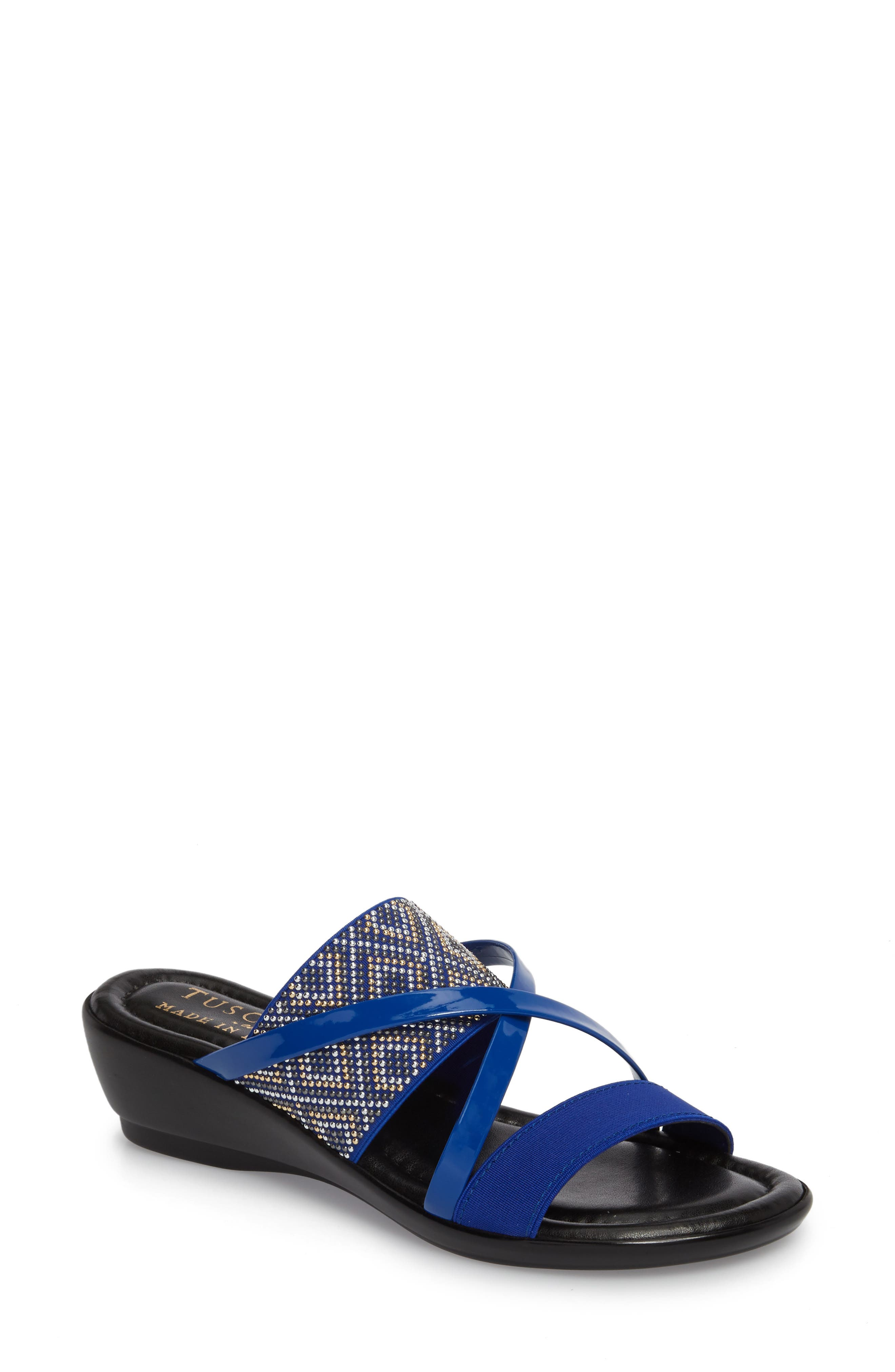 by Easy Street<sup>®</sup> Palazzo Sandal,                             Main thumbnail 5, color,