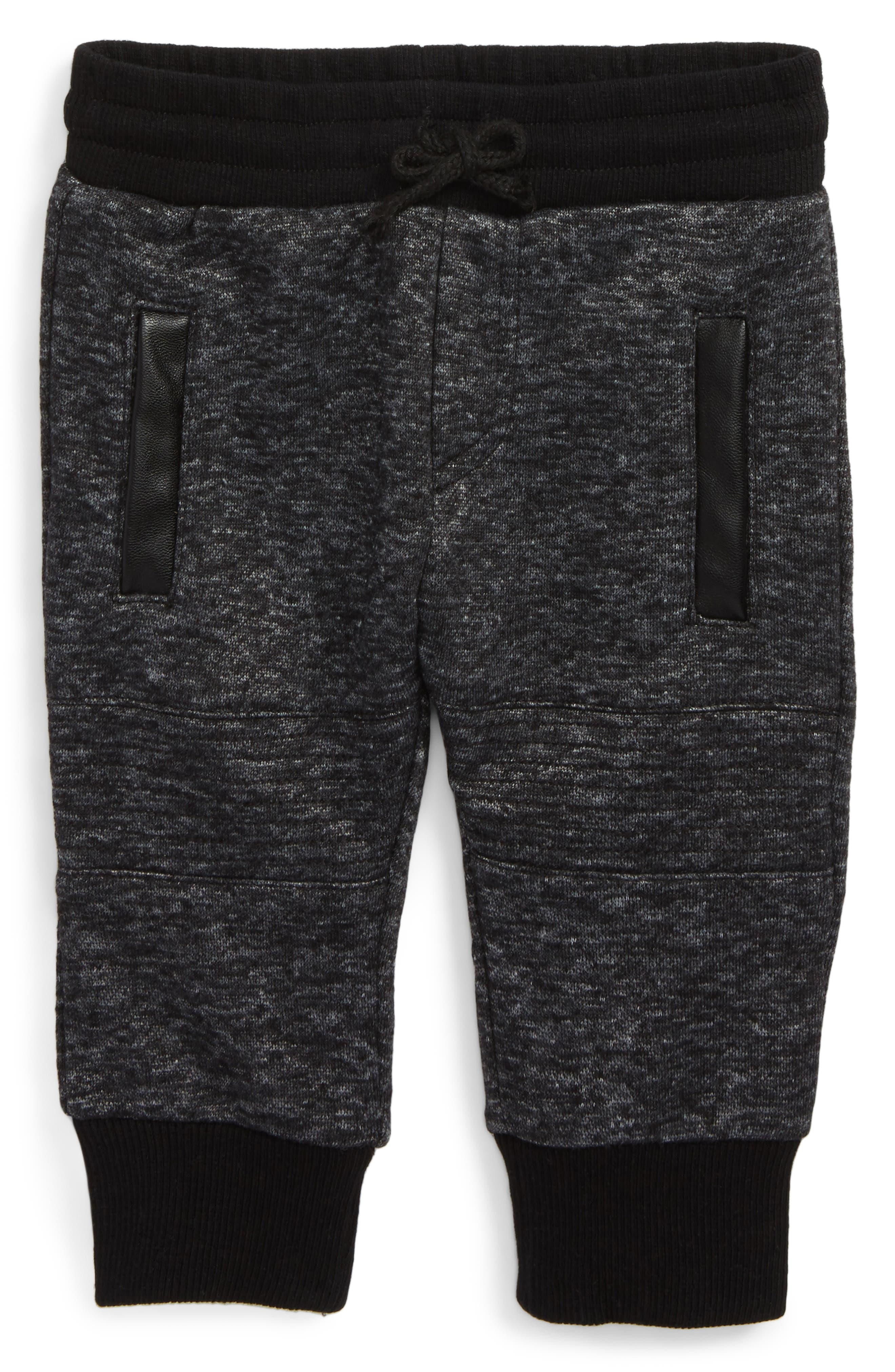 Moto Track Sweatpants,                         Main,                         color, 025
