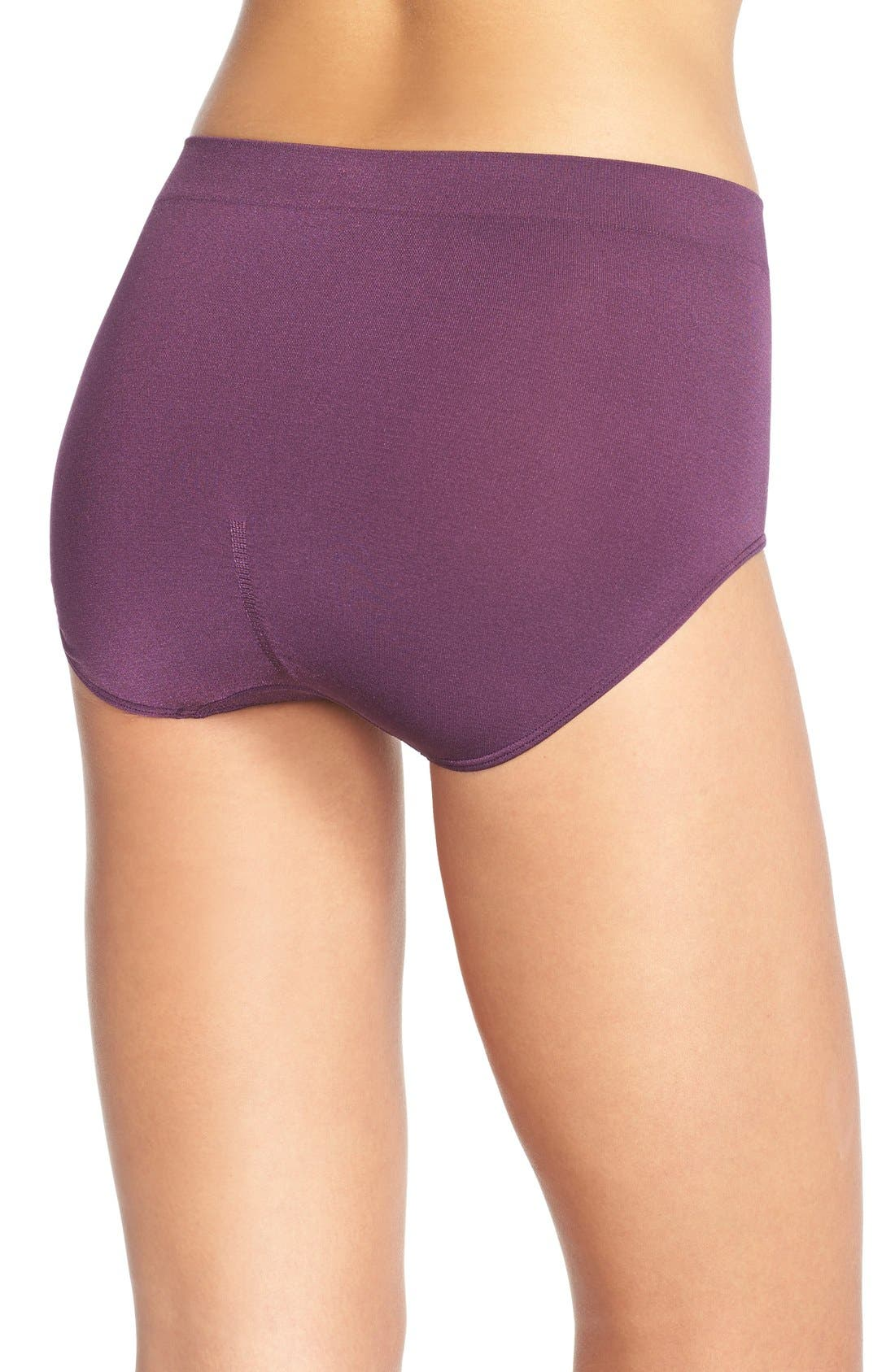 B Smooth Briefs,                             Alternate thumbnail 219, color,