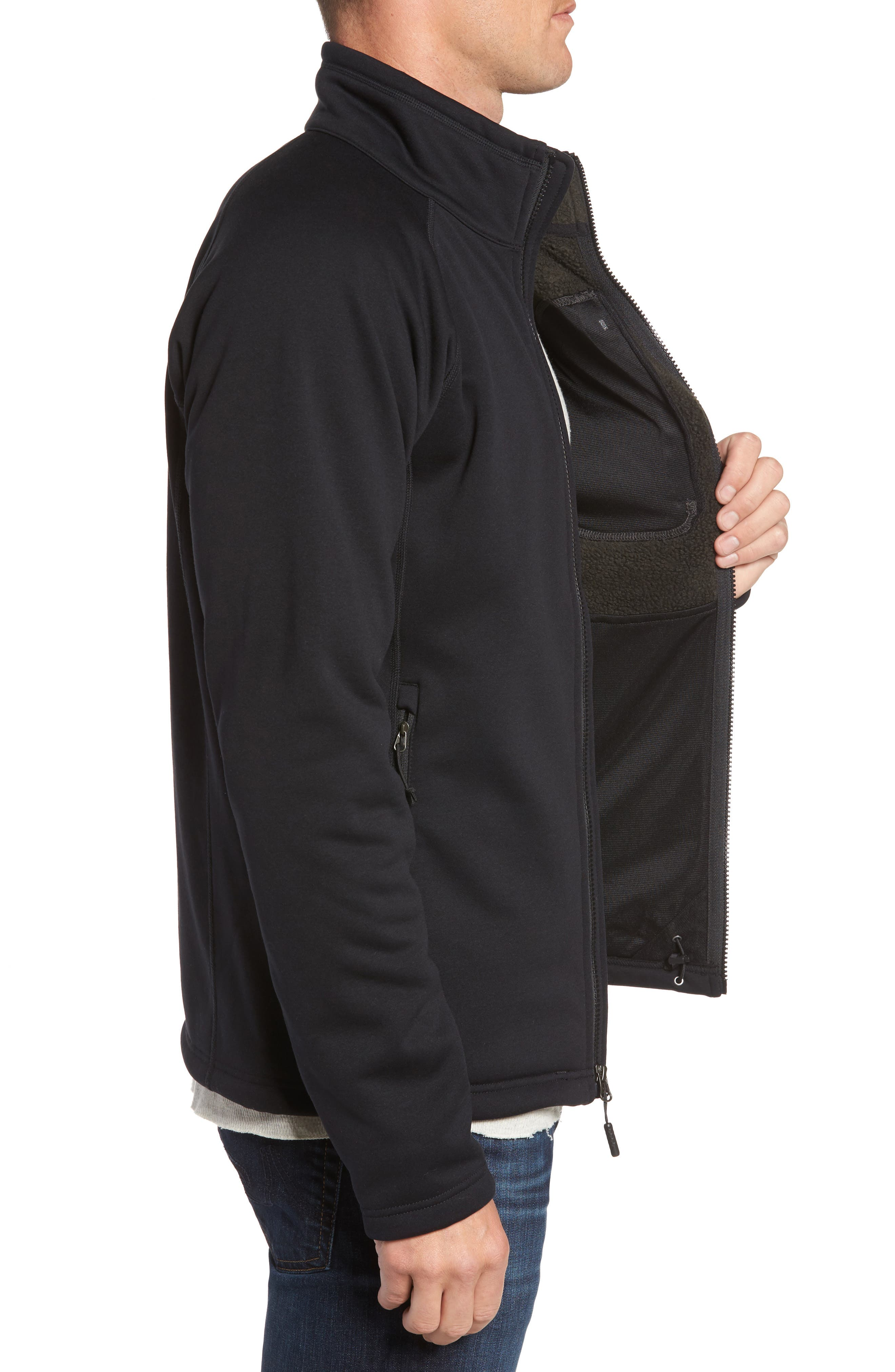 Timber Zip Jacket,                             Alternate thumbnail 7, color,