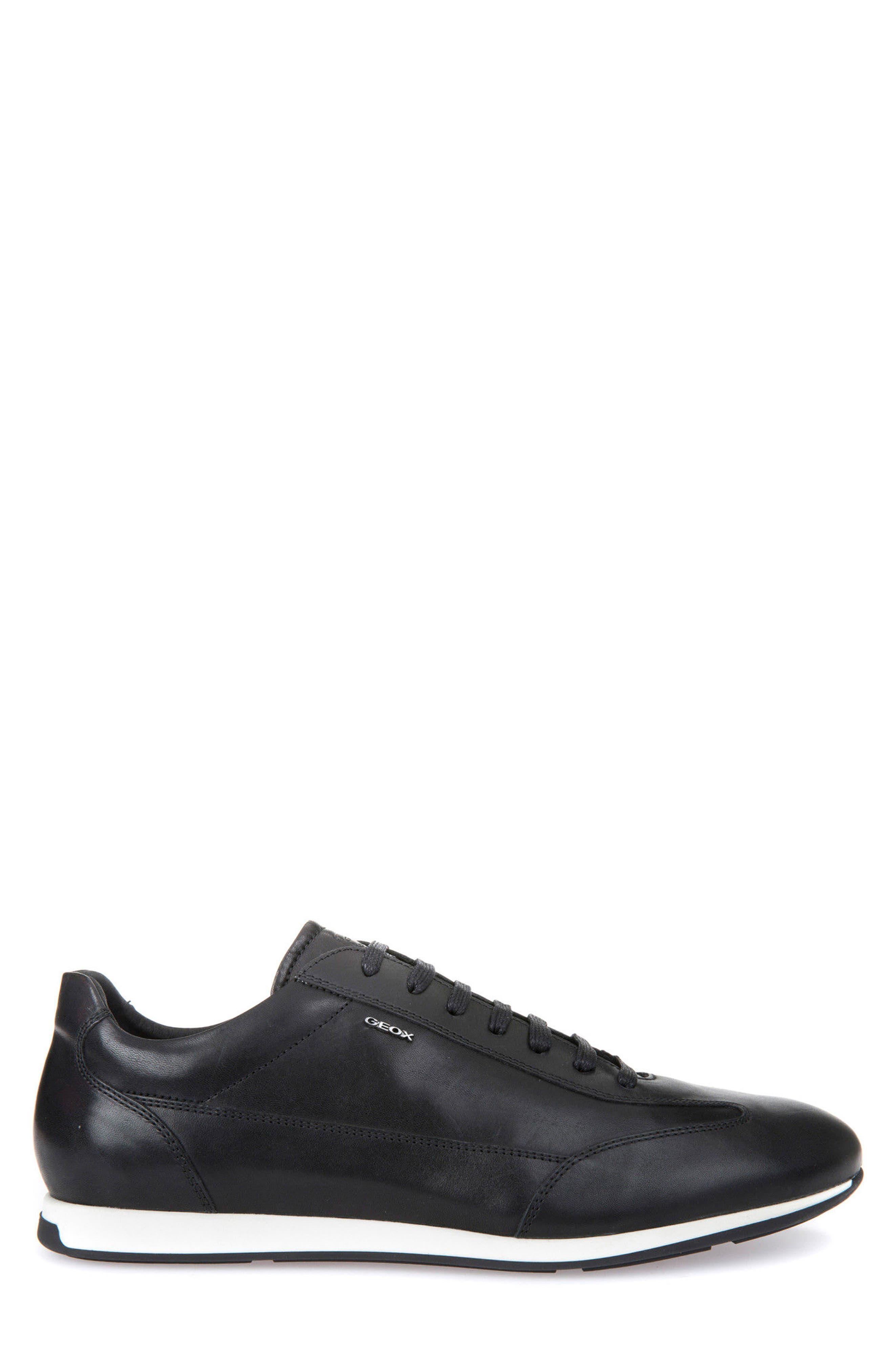 Clemet 1 Sneaker,                             Alternate thumbnail 3, color,                             001