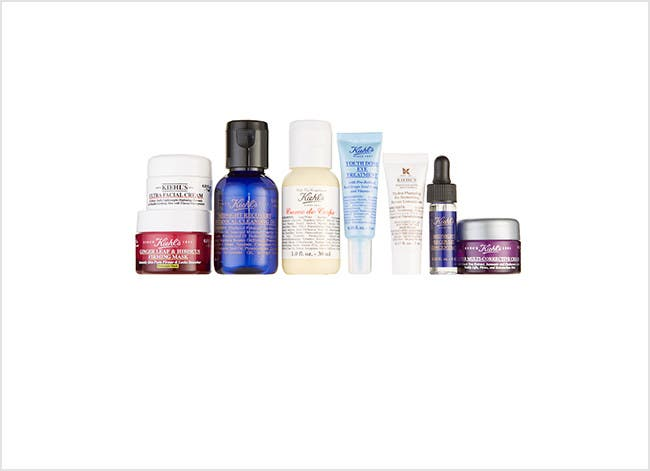Kiehl s Since 1851 gift with purchase. 9d219ee9a5