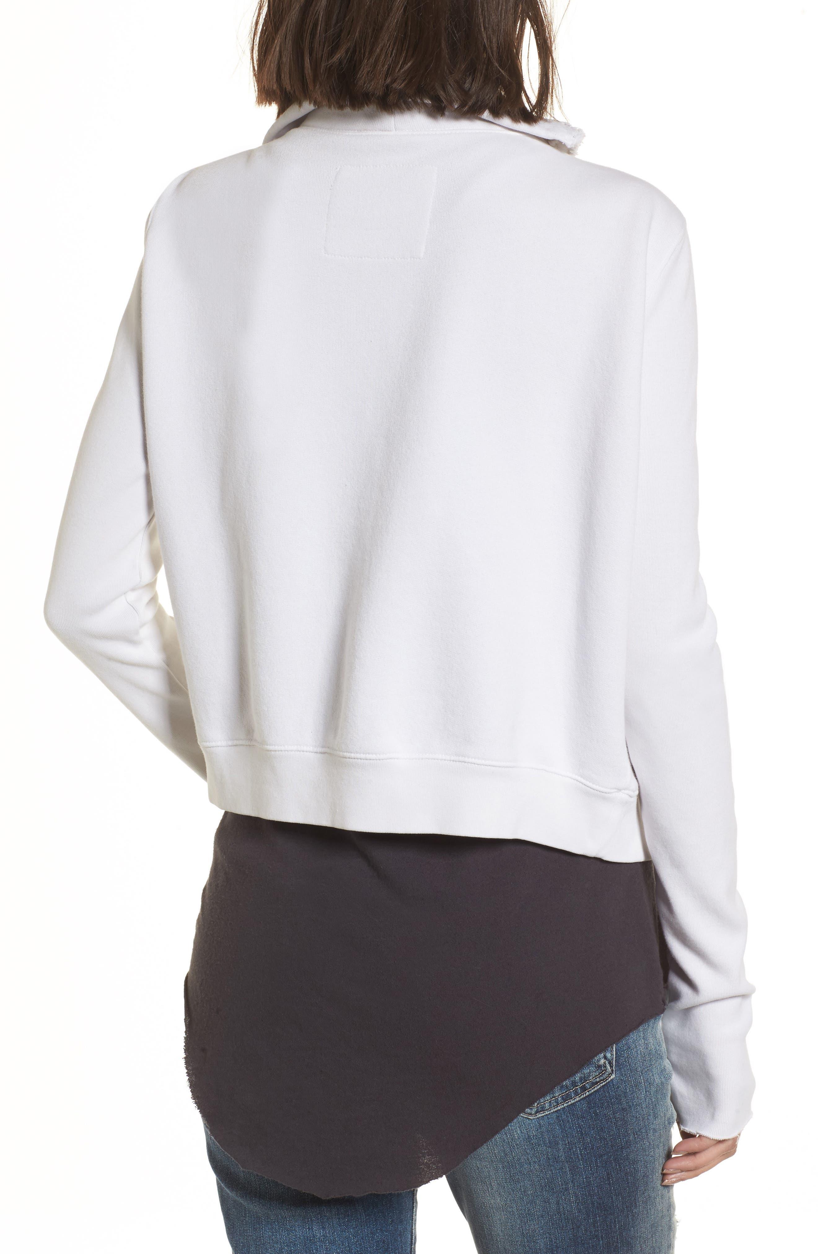 Zip Fleece Jacket,                             Alternate thumbnail 2, color,