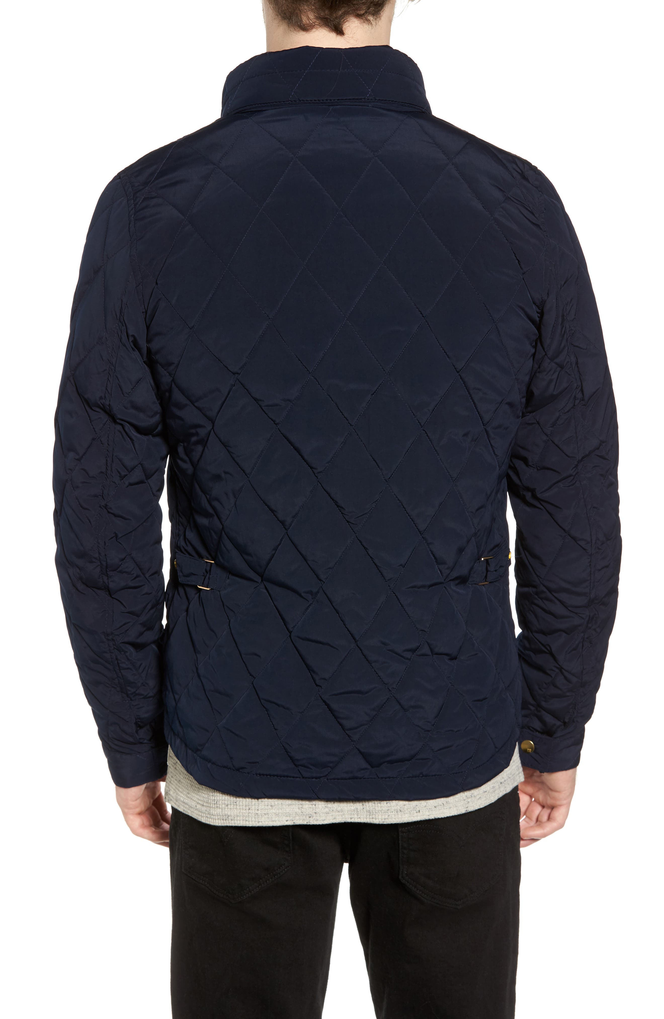 Lightweight Quilted Jacket,                             Alternate thumbnail 4, color,