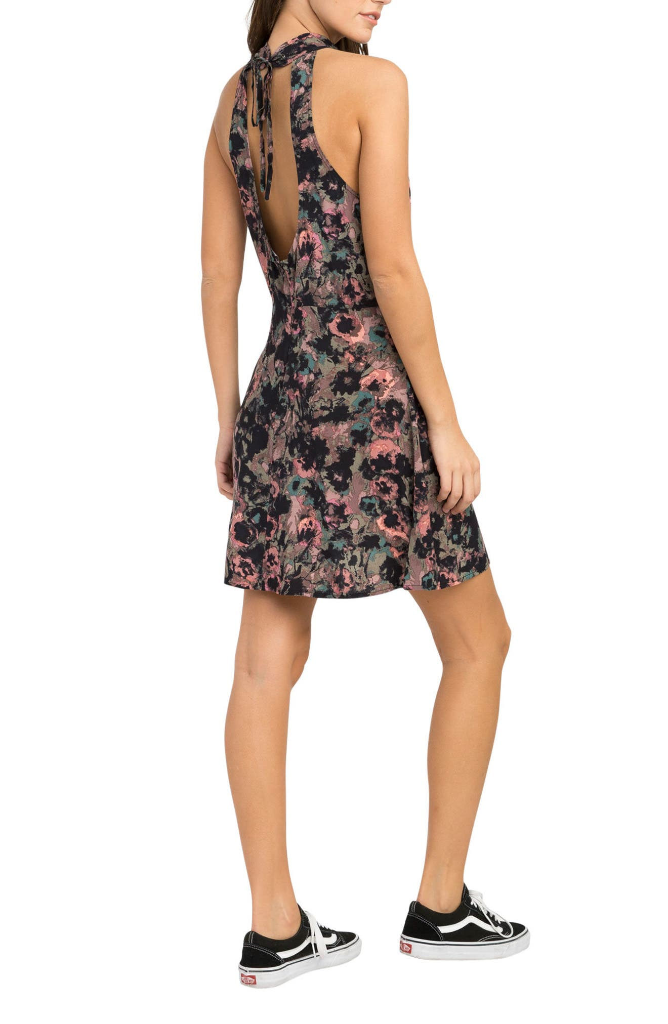 Kingsman Halter Dress,                             Alternate thumbnail 2, color,                             652