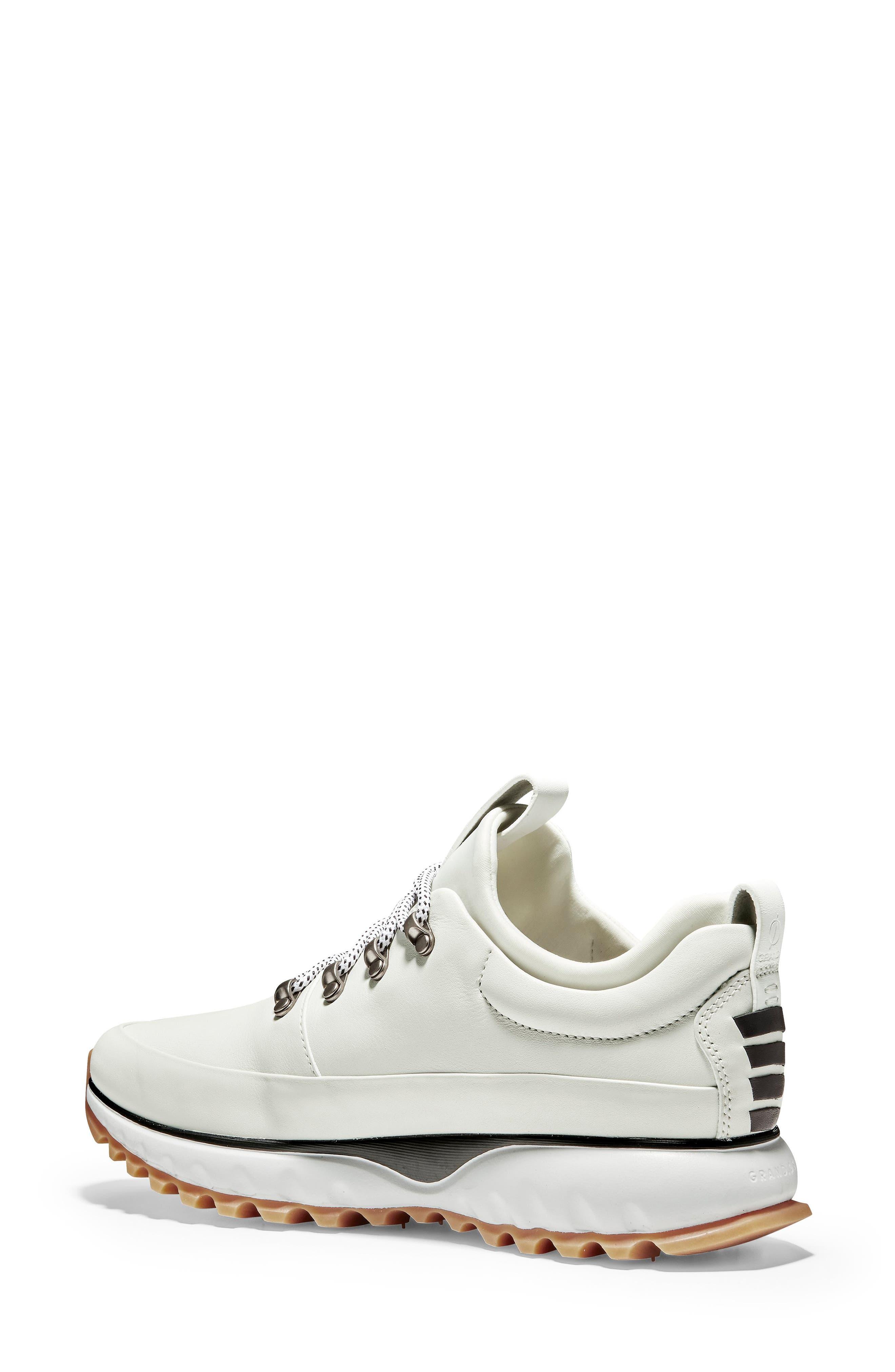 GrandExplore All Terrain Waterproof Sneaker,                             Alternate thumbnail 2, color,                             OPTIC WHITE WATERPROOF LEATHER