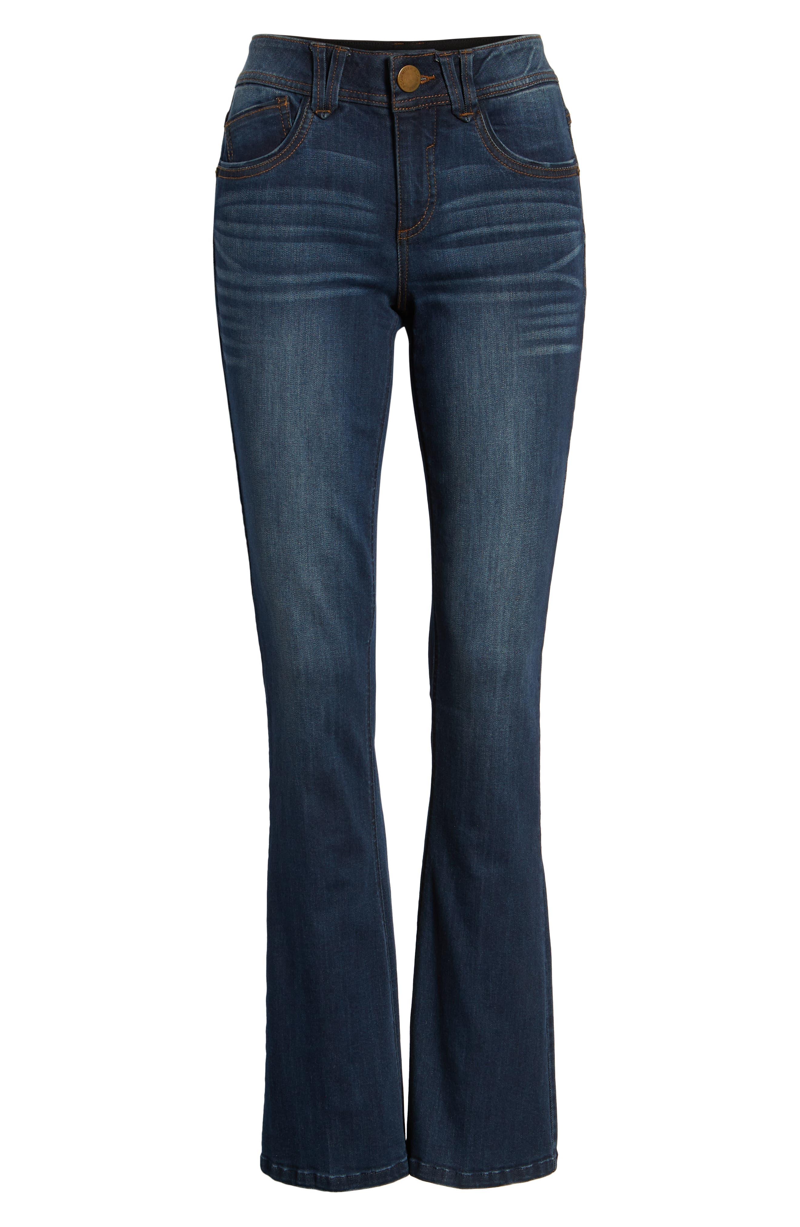 Ab-solution Luxe Touch Premium Jeans,                             Alternate thumbnail 7, color,                             420