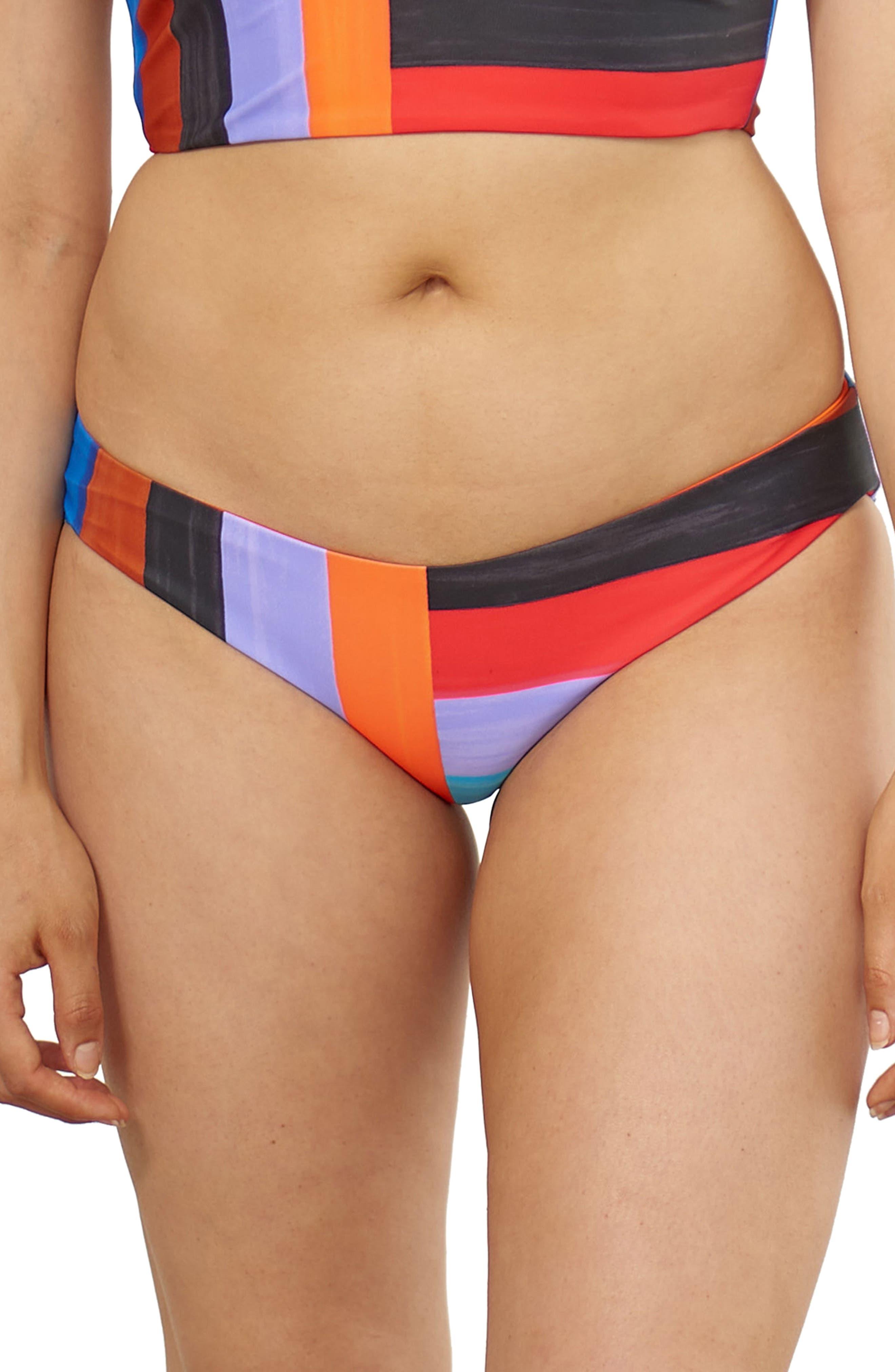 Zoa Bikini Bottoms,                             Main thumbnail 1, color,                             001