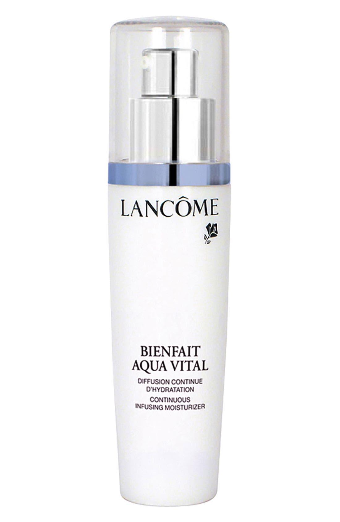 Lancome Bienfait Aqua Vital Continuous Infusing Moisturizer Lotion