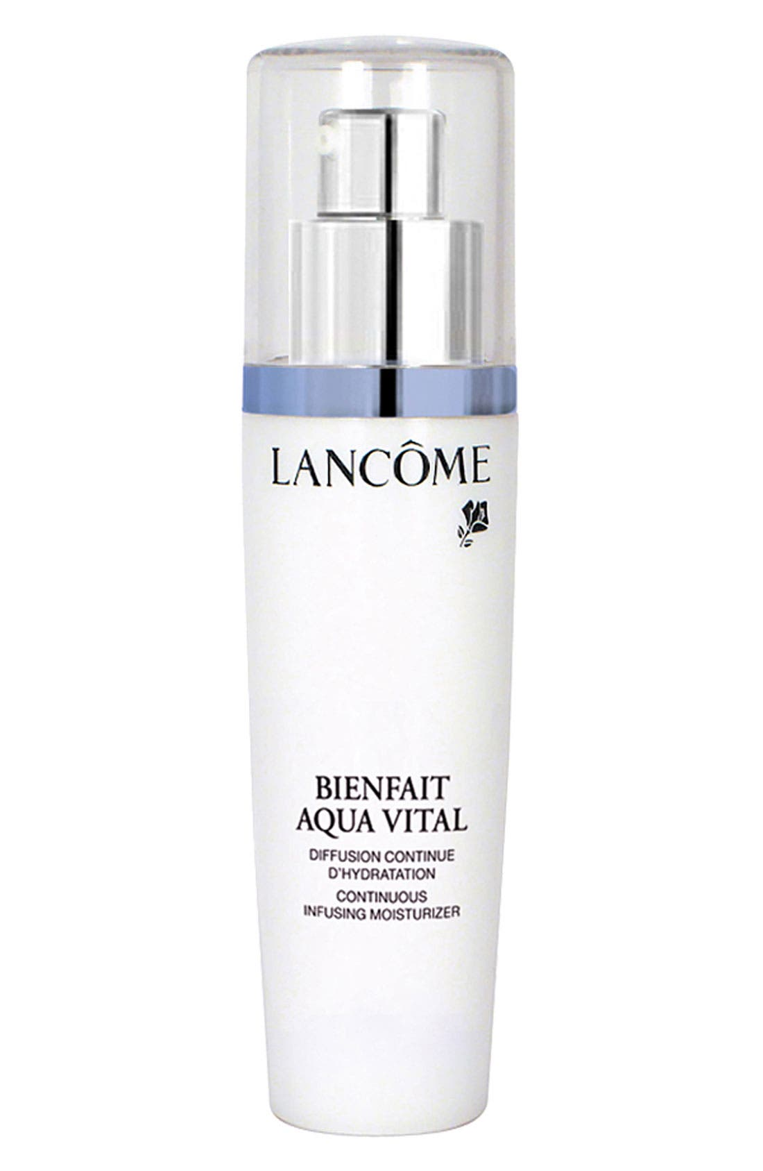 Bienfait Aqua Vital Continuous Infusing Moisturizer Lotion,                             Main thumbnail 1, color,                             NO COLOR