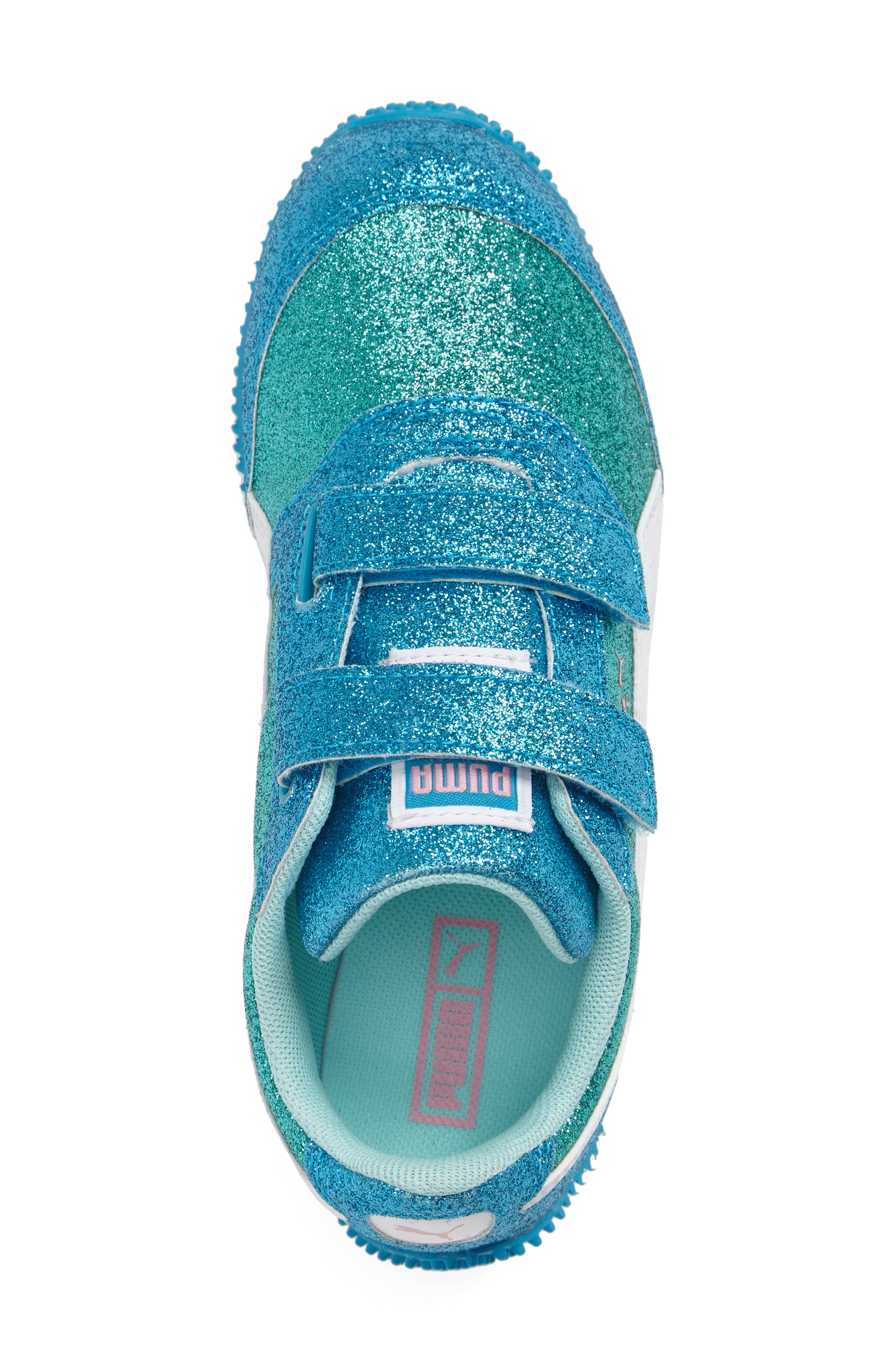 Steeple Glitz Glam Sneaker,                             Alternate thumbnail 3, color,                             400