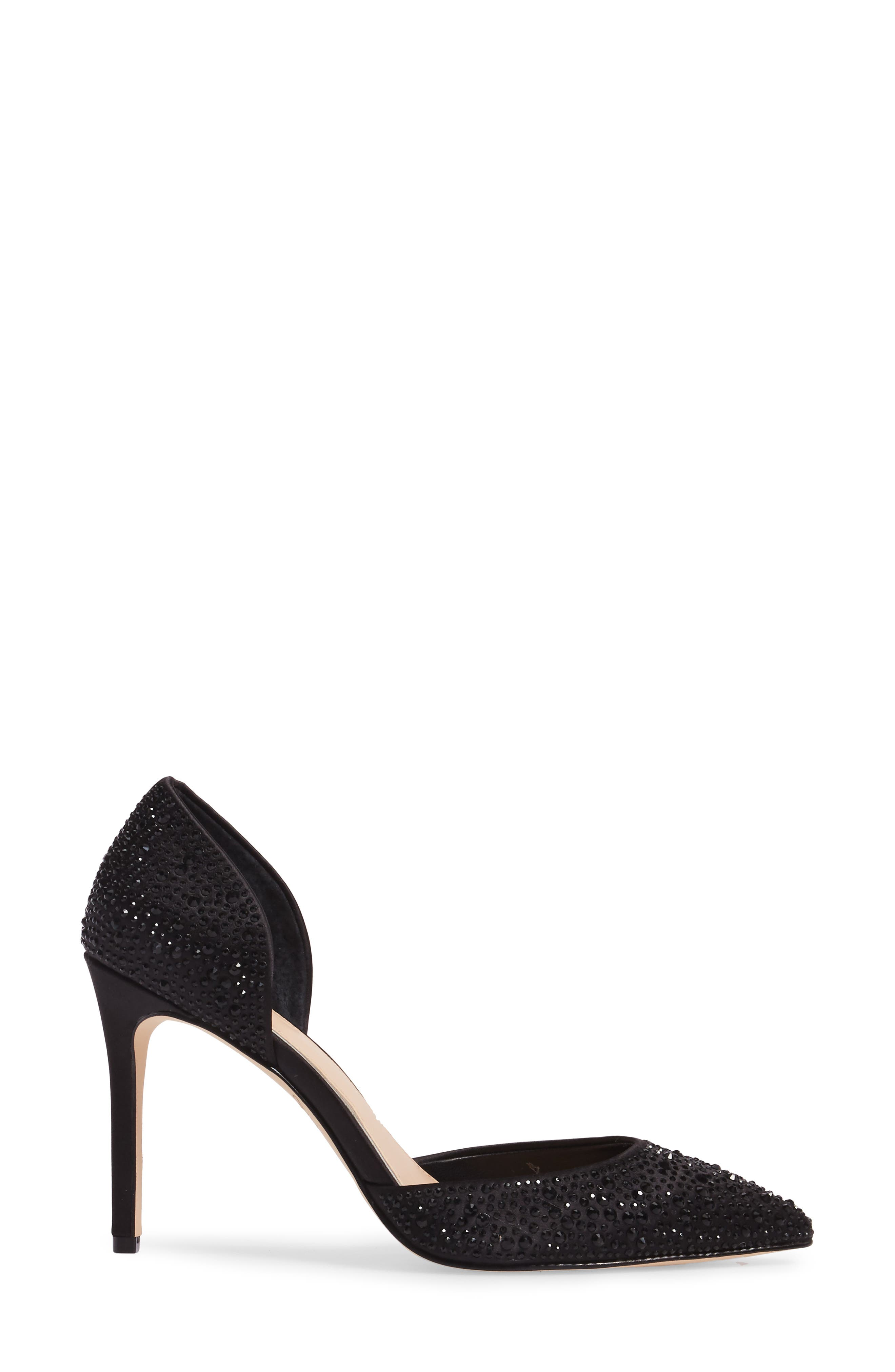 Alexandra d'Orsay Pump,                             Alternate thumbnail 3, color,                             015