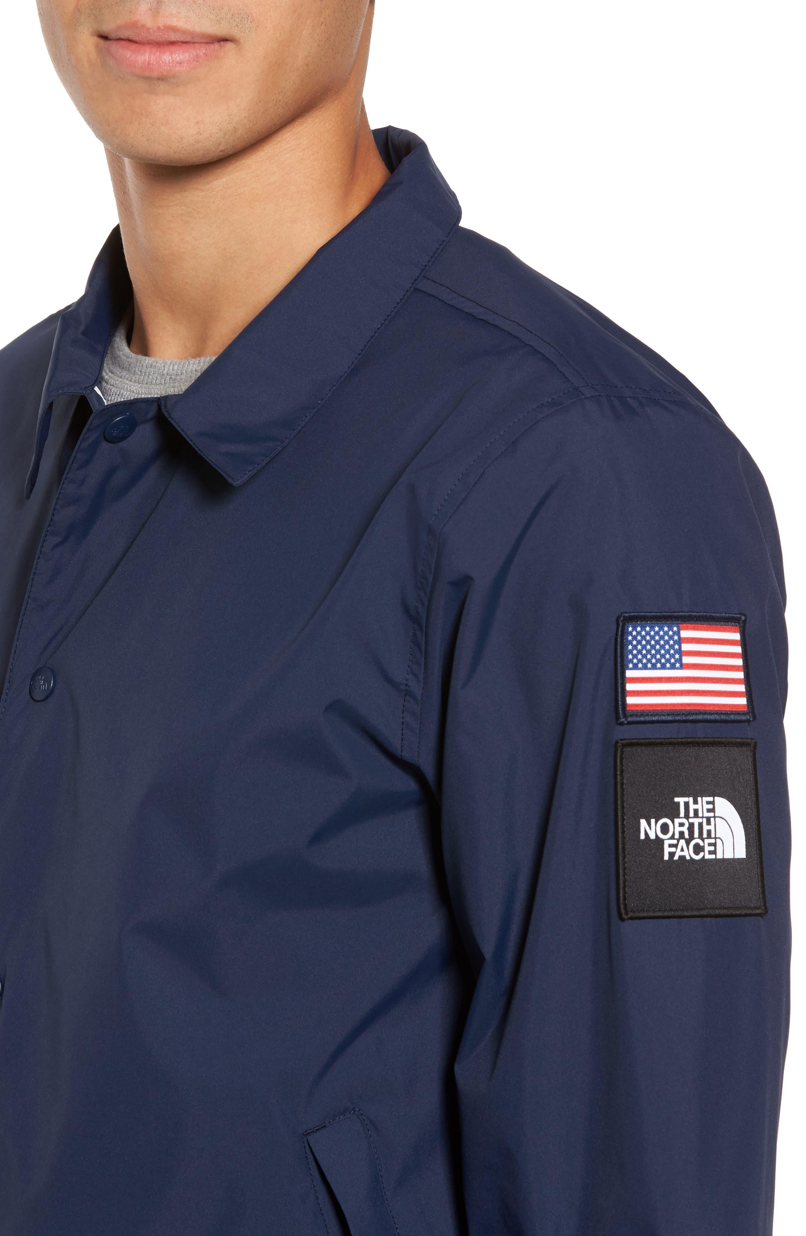 International Collection Coach Jacket,                             Alternate thumbnail 12, color,