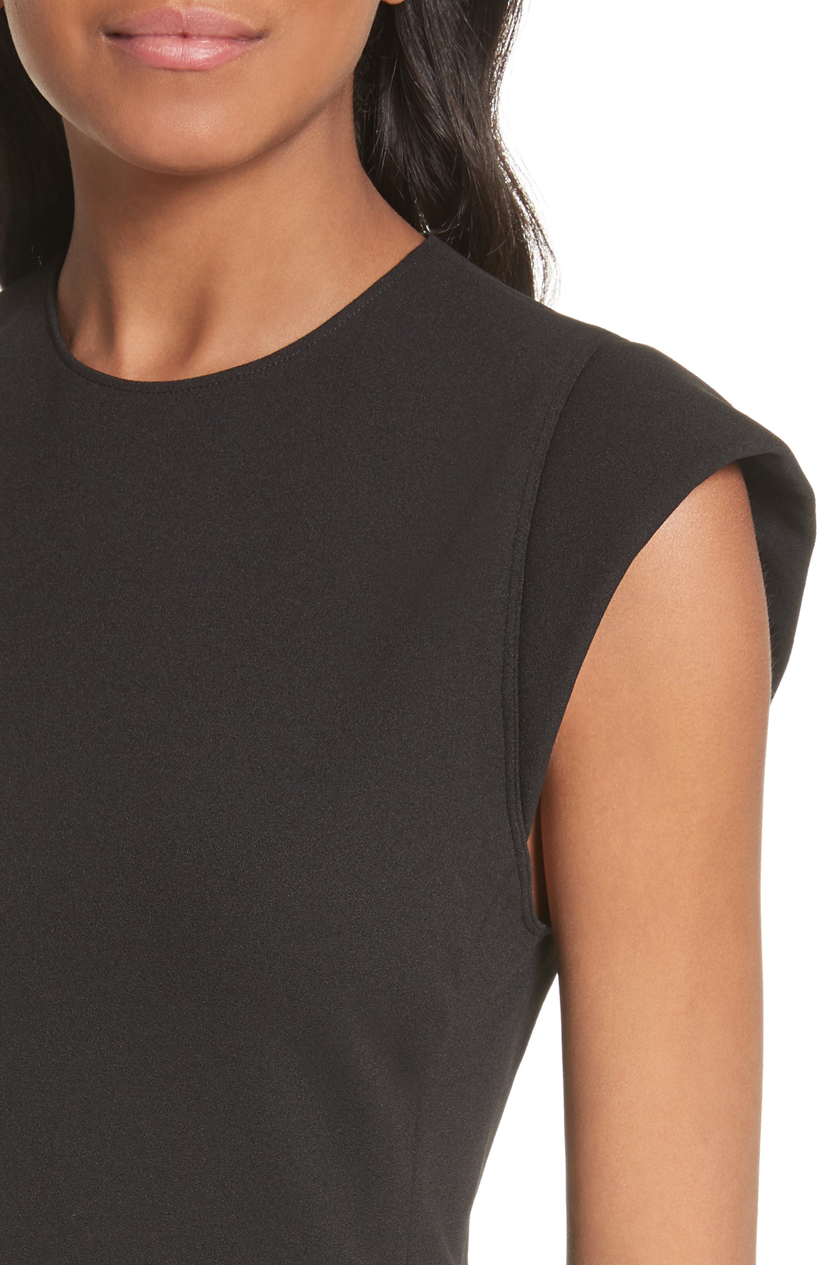 Extended Shoulder Top,                             Alternate thumbnail 4, color,                             001