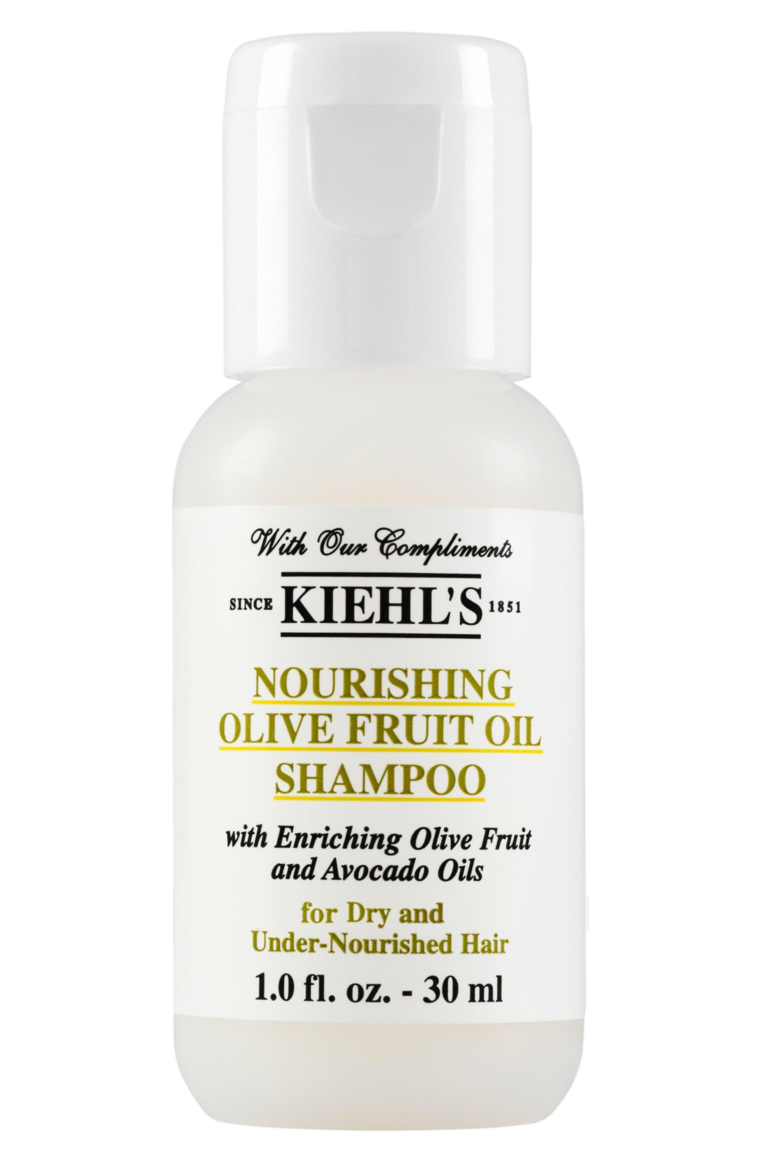 Olive Fruit Oil Nourishing Shampoo,                             Alternate thumbnail 7, color,                             NO COLOR