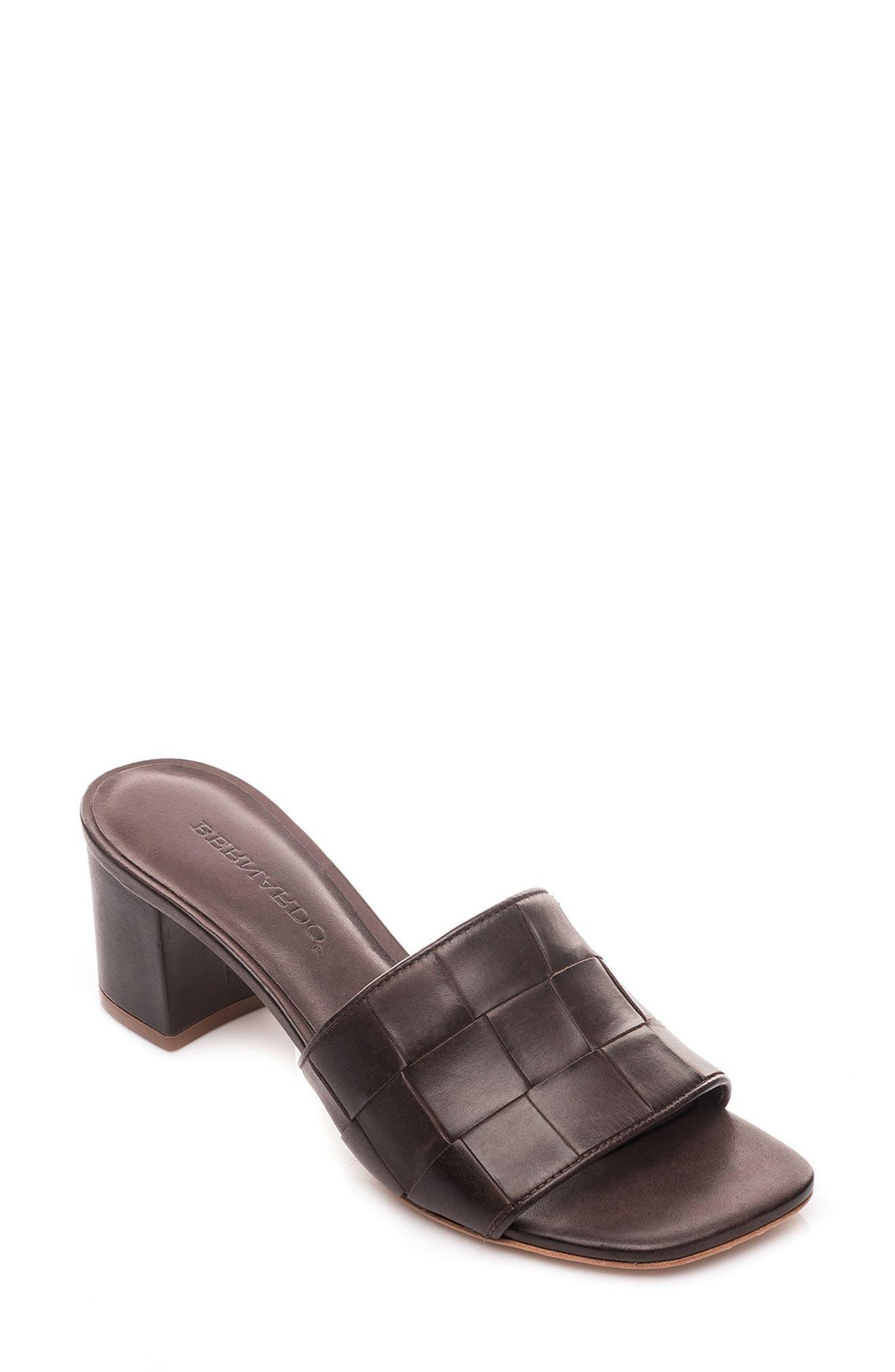 Bernardo Bridget Block Heel Sandal,                             Main thumbnail 3, color,