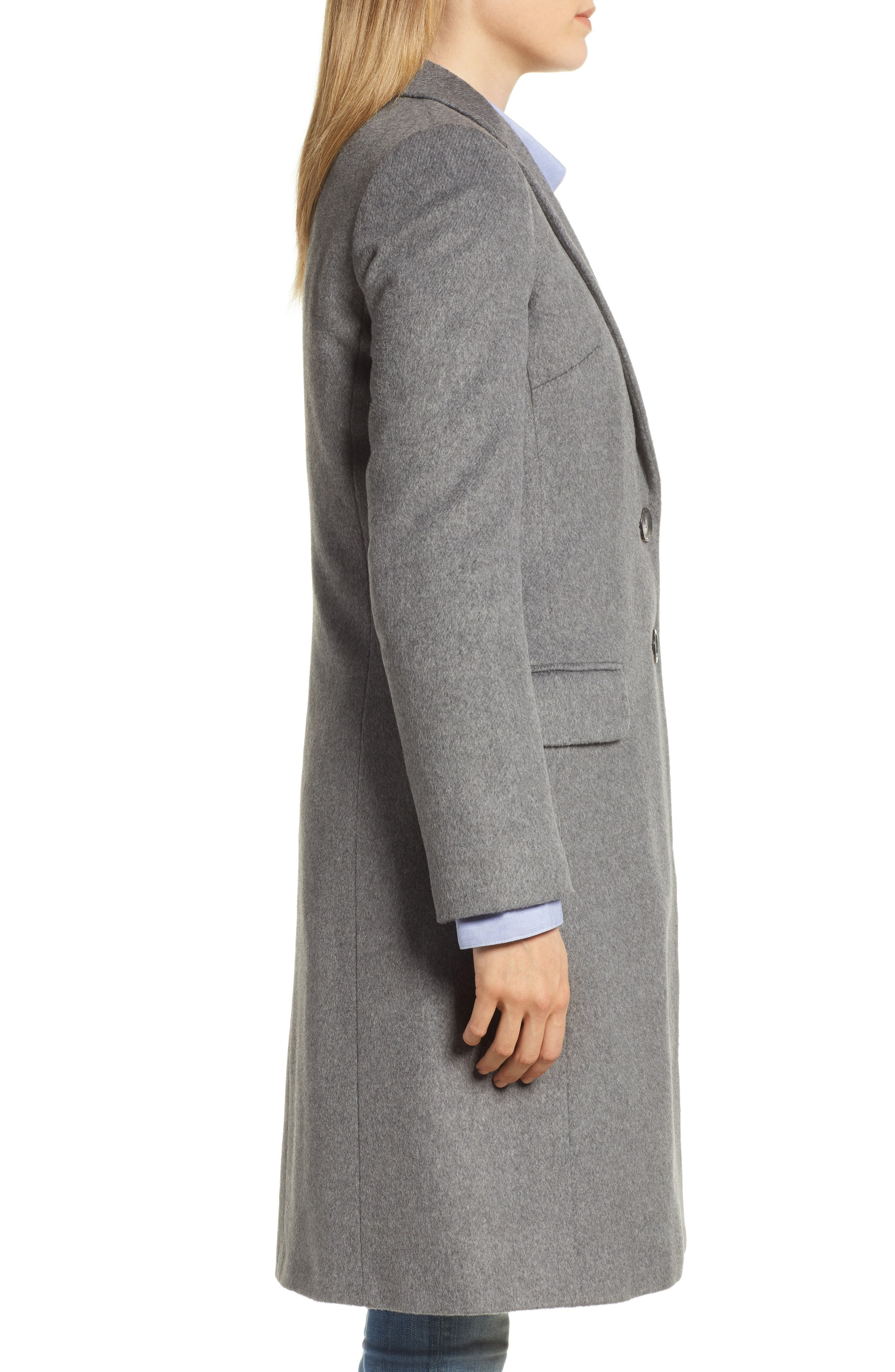 Charles Gray London College Coat,                             Alternate thumbnail 3, color,                             020
