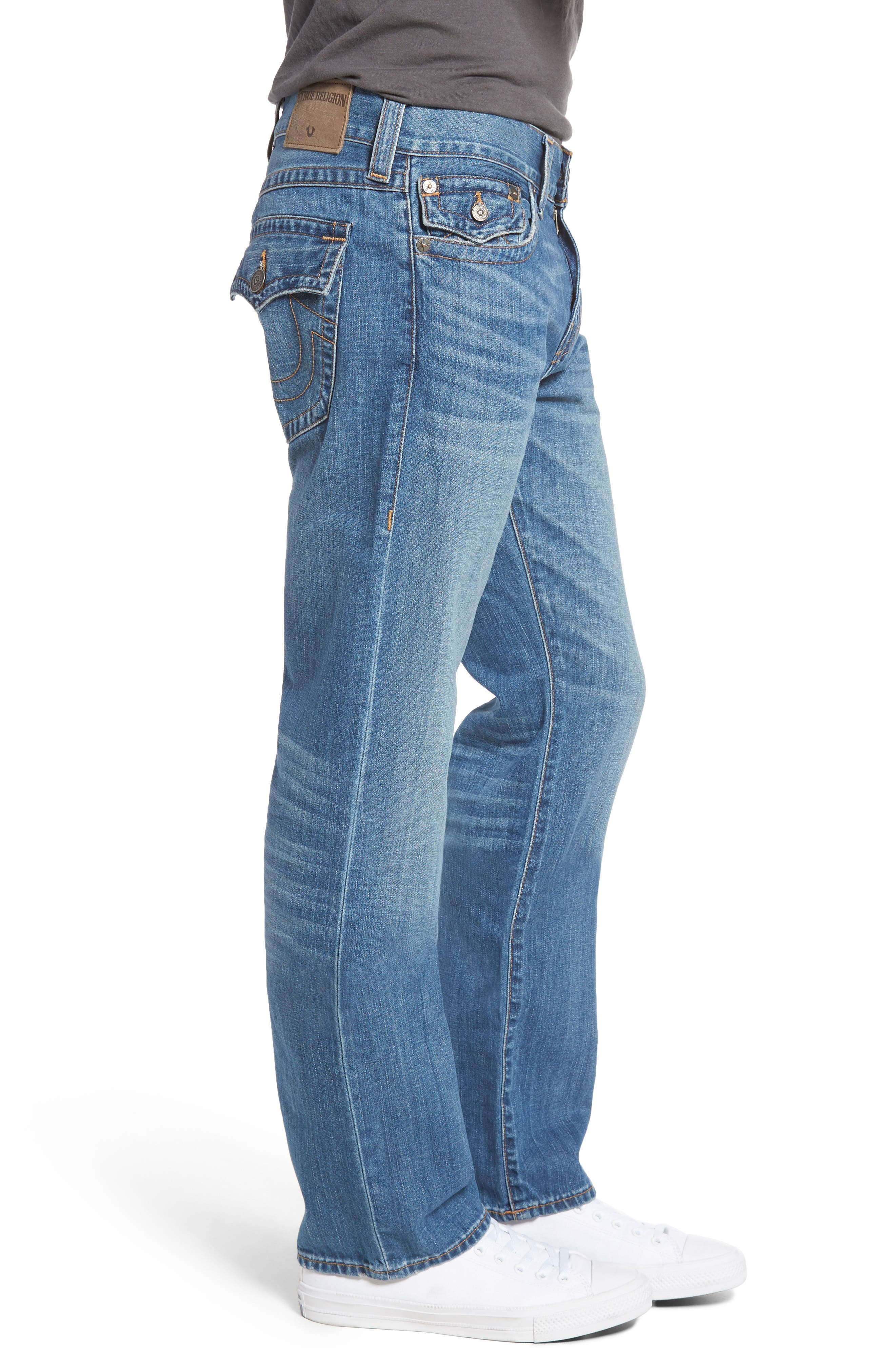 Ricky Relaxed Fit Jeans,                             Alternate thumbnail 3, color,                             403