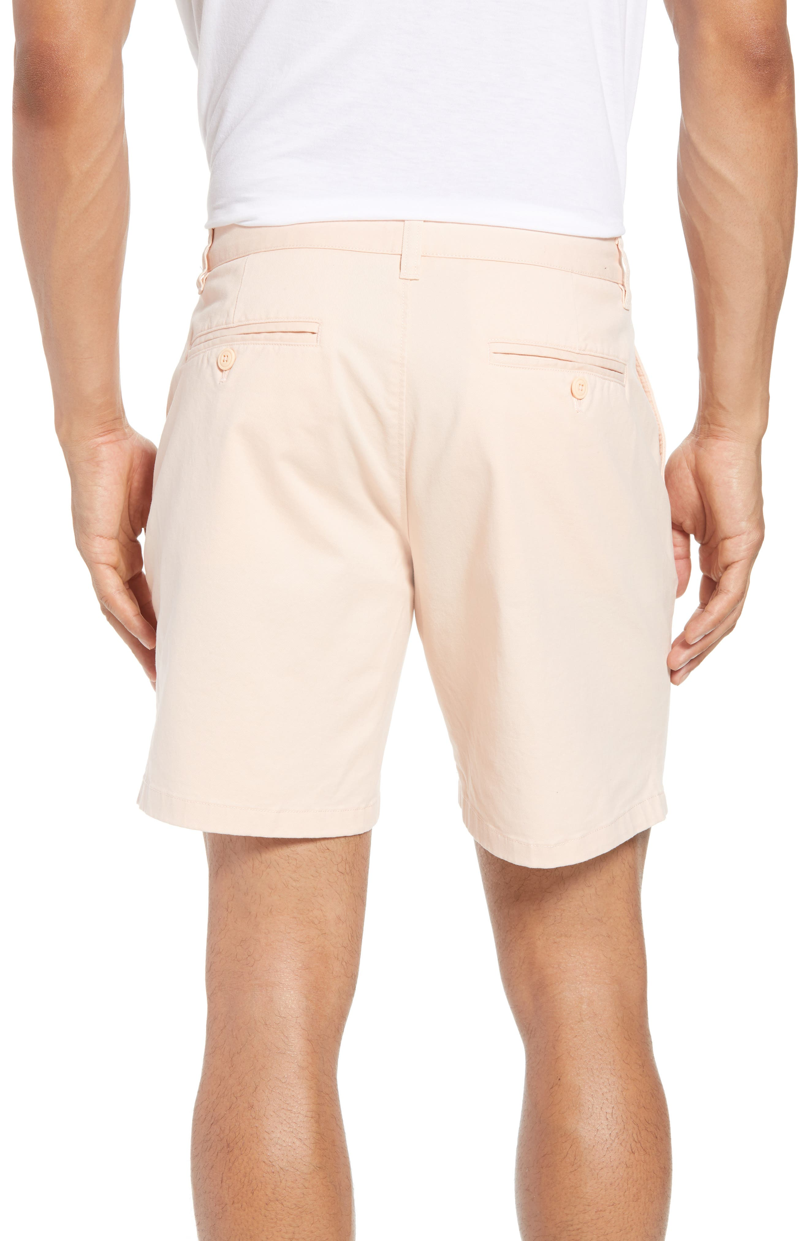 Stretch Washed Chino 7-Inch Shorts,                             Alternate thumbnail 38, color,