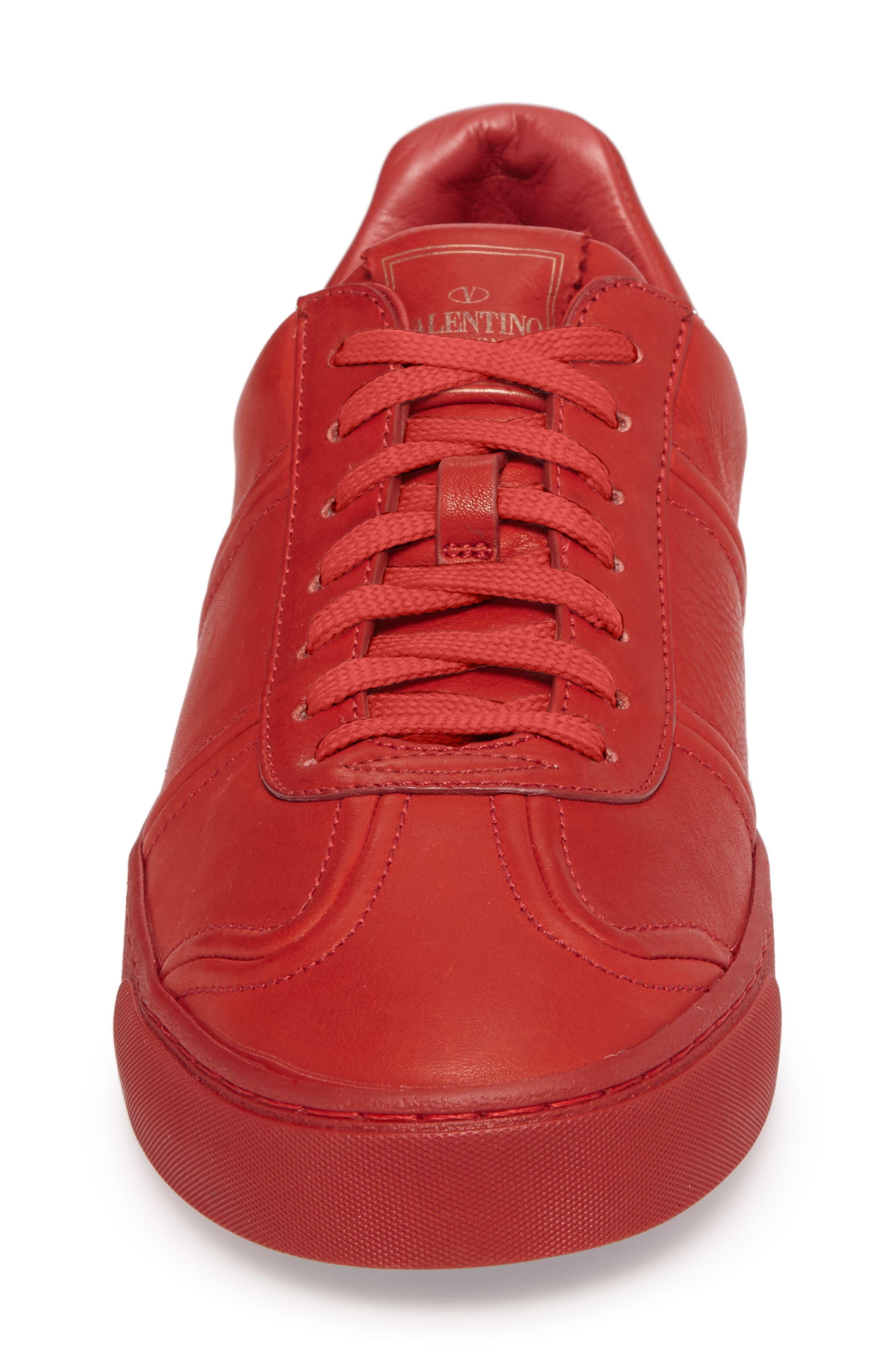 Fly Crew Sneaker,                             Alternate thumbnail 4, color,                             610