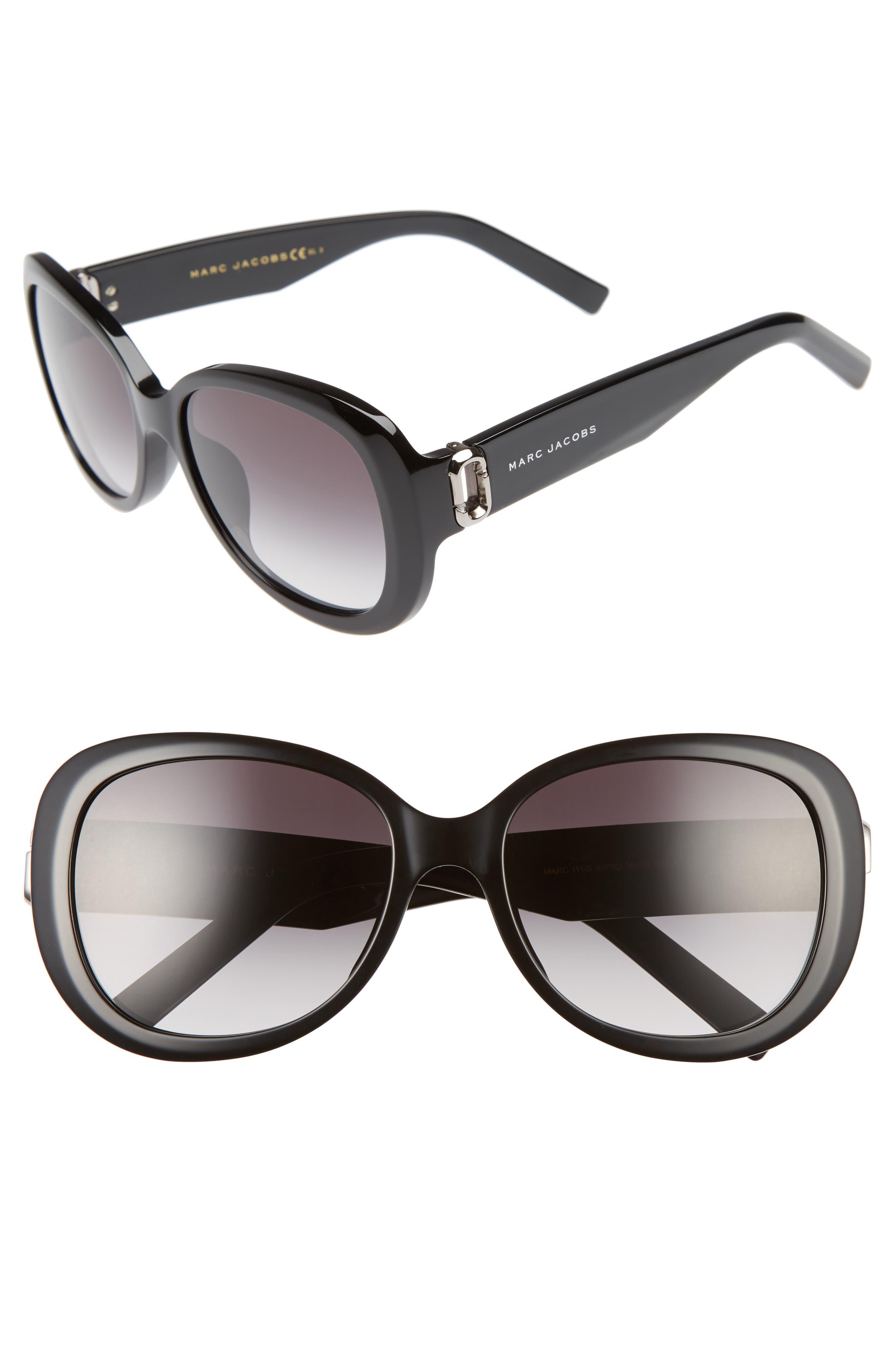 56mm Sunglasses,                             Main thumbnail 1, color,