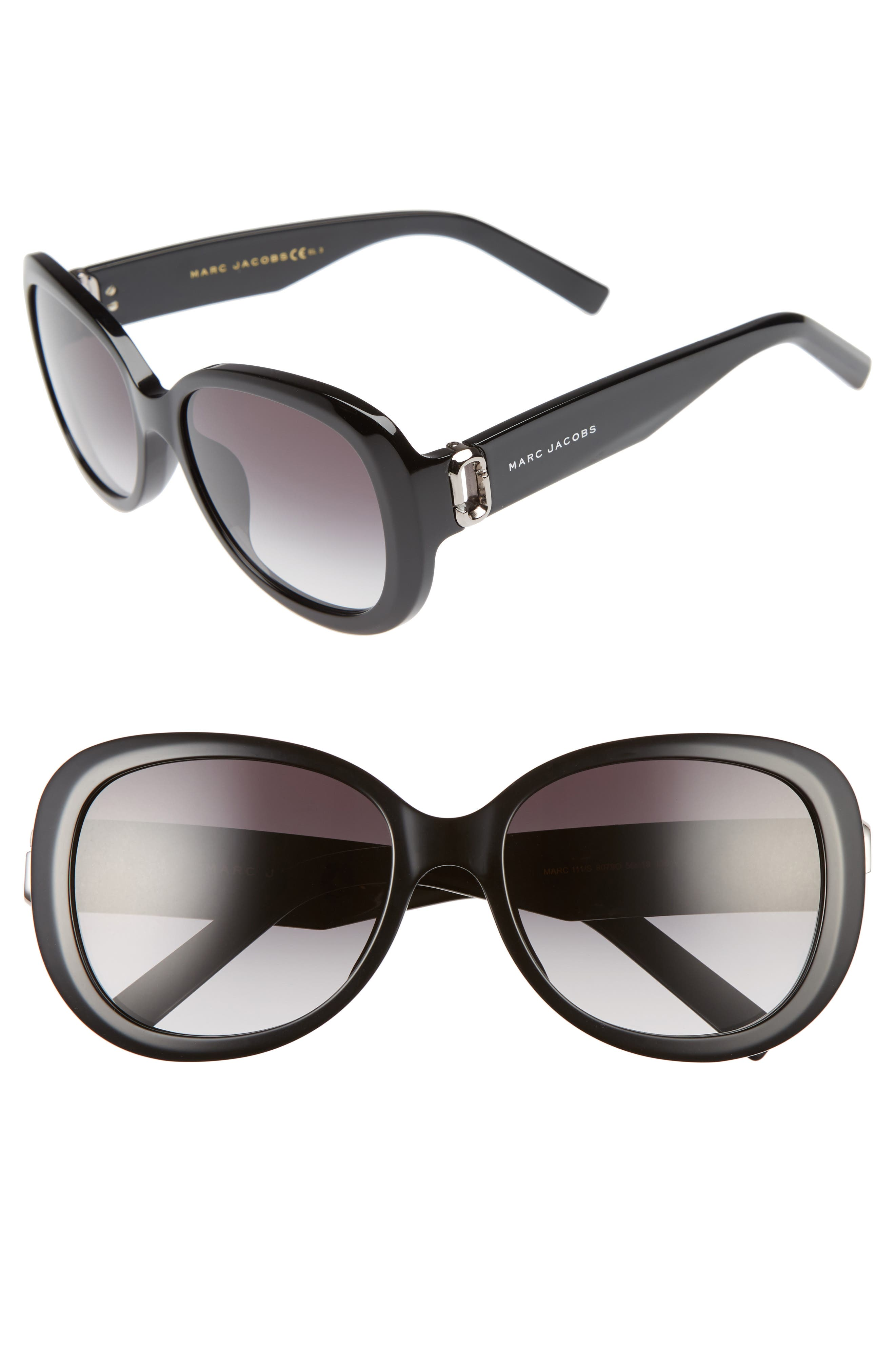 56mm Sunglasses,                         Main,                         color,