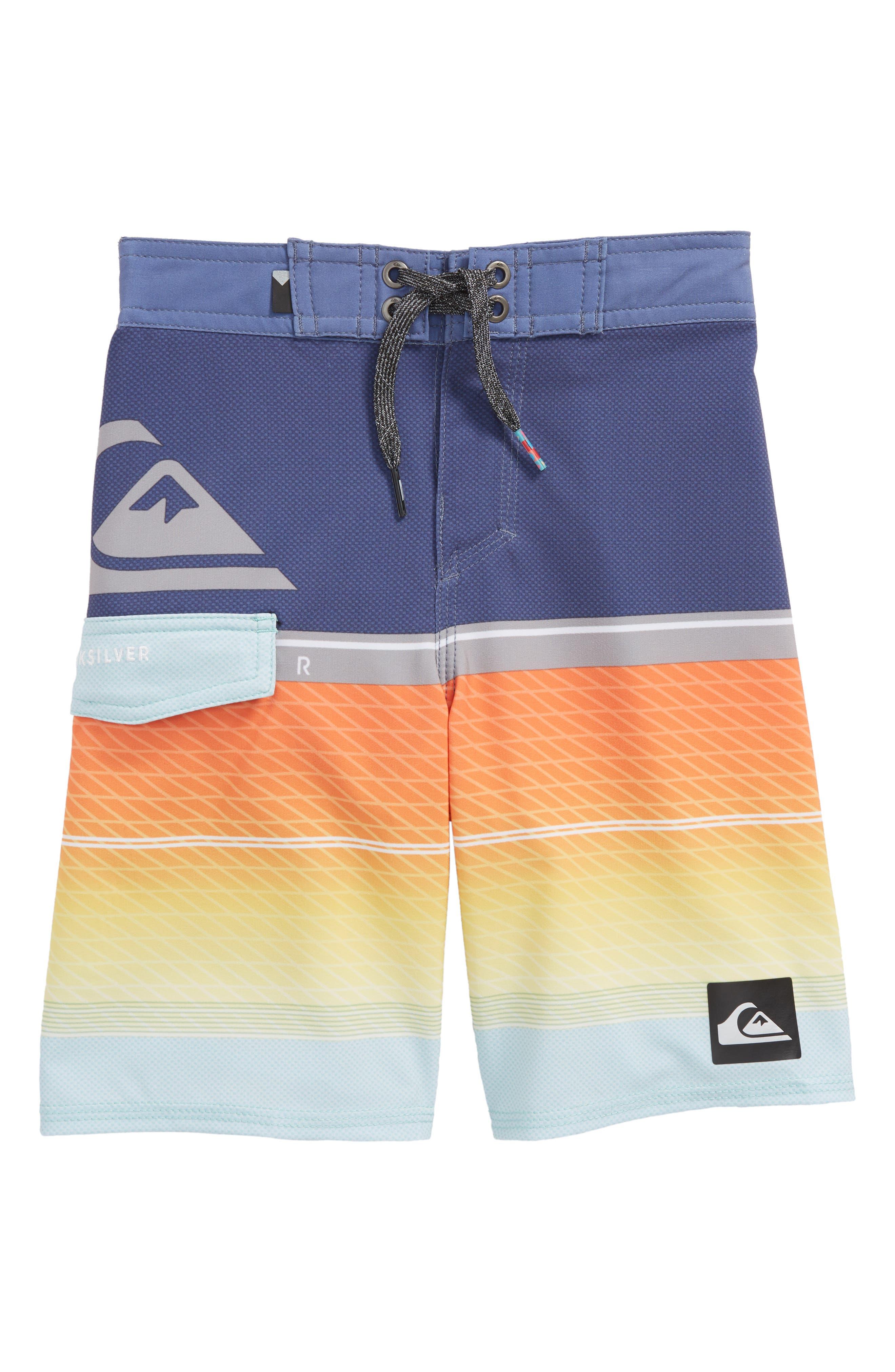 Highline Slab Board Shorts,                         Main,                         color, 416