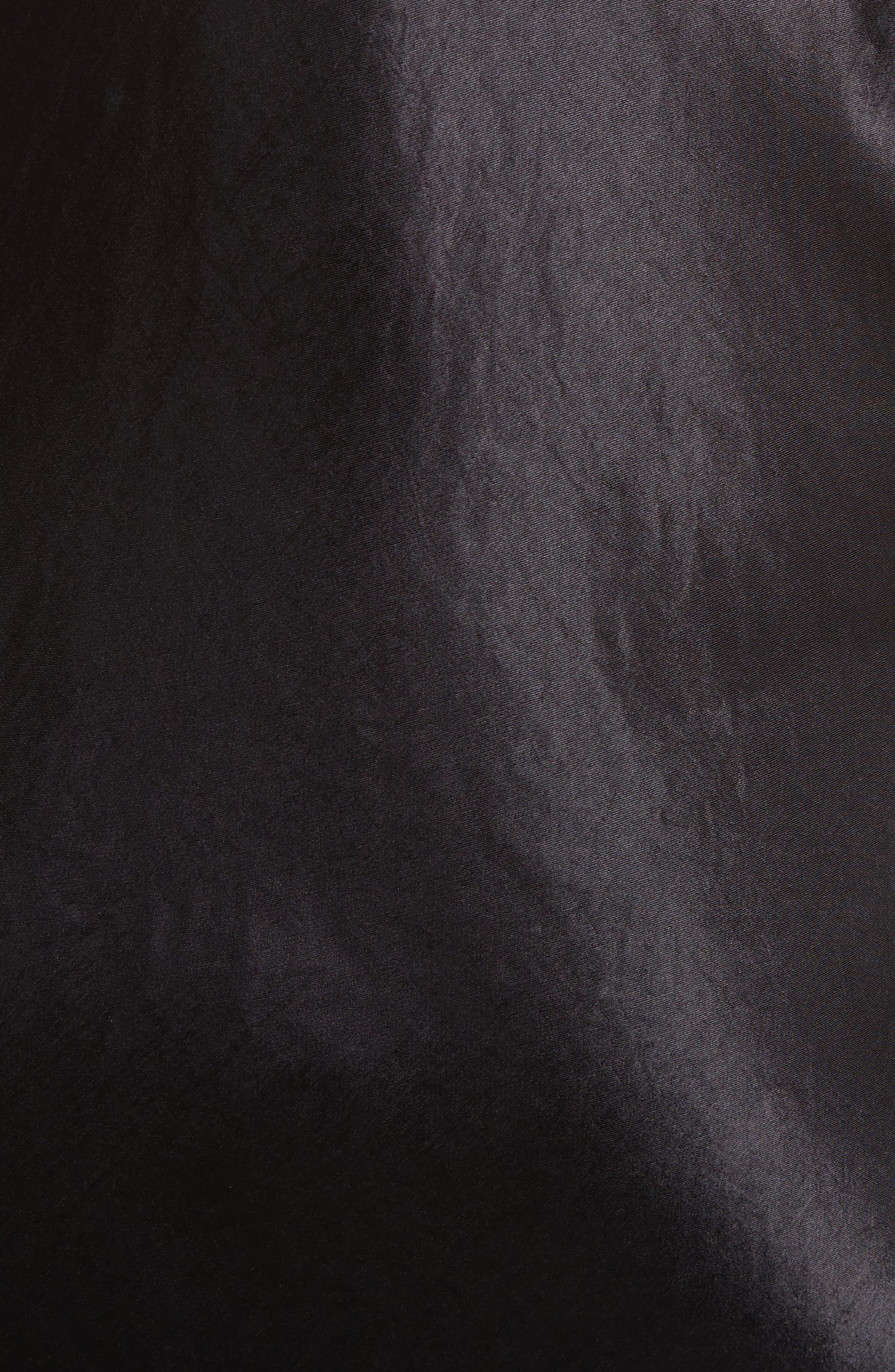Midi Slipdress,                             Alternate thumbnail 5, color,                             001