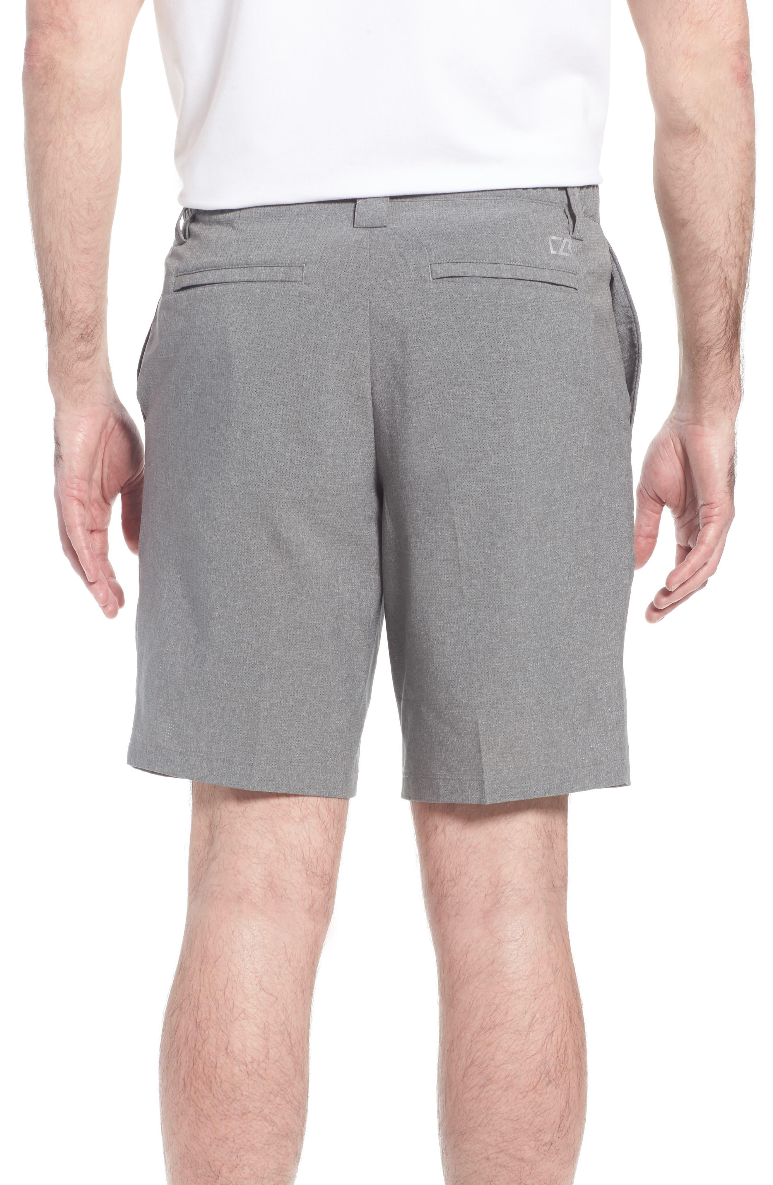 Windsor Active Classic Fit Shorts,                             Alternate thumbnail 2, color,                             GRAVEL