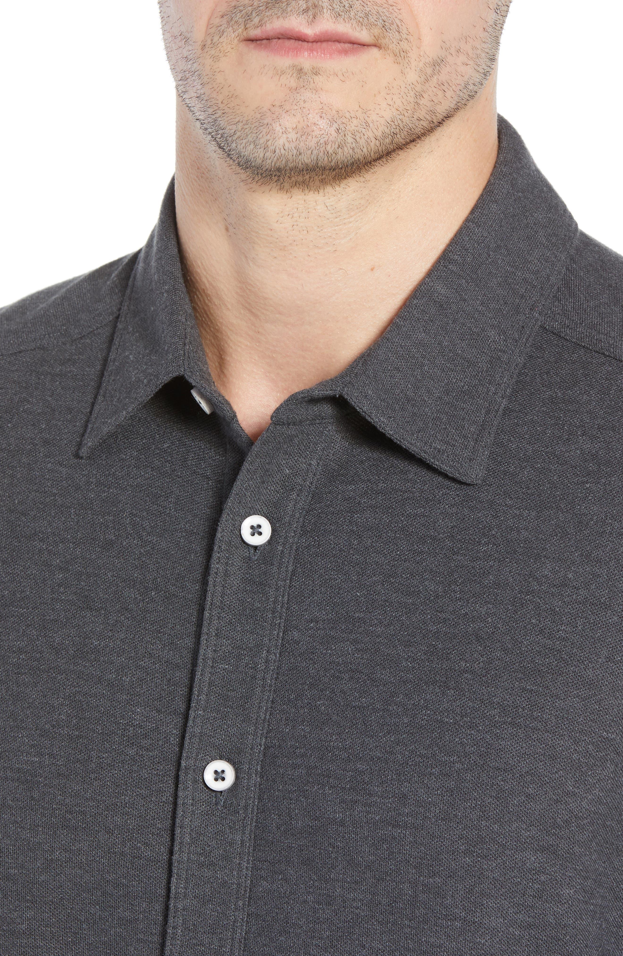 LA Vista Tropicool Regular Fit Sport Shirt,                             Alternate thumbnail 2, color,                             050
