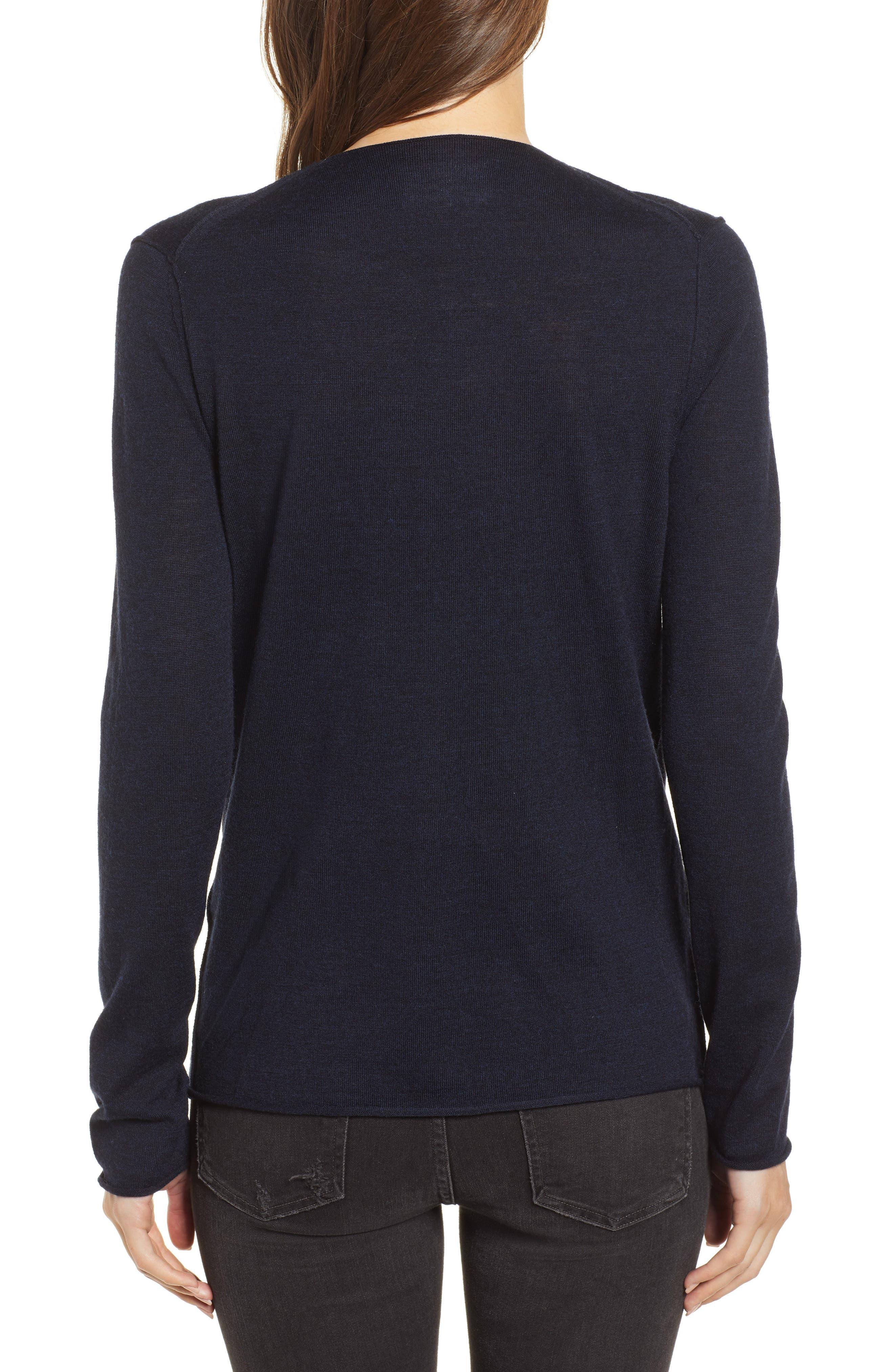 Gwendal Bis Wool Sweater,                             Alternate thumbnail 2, color,                             008