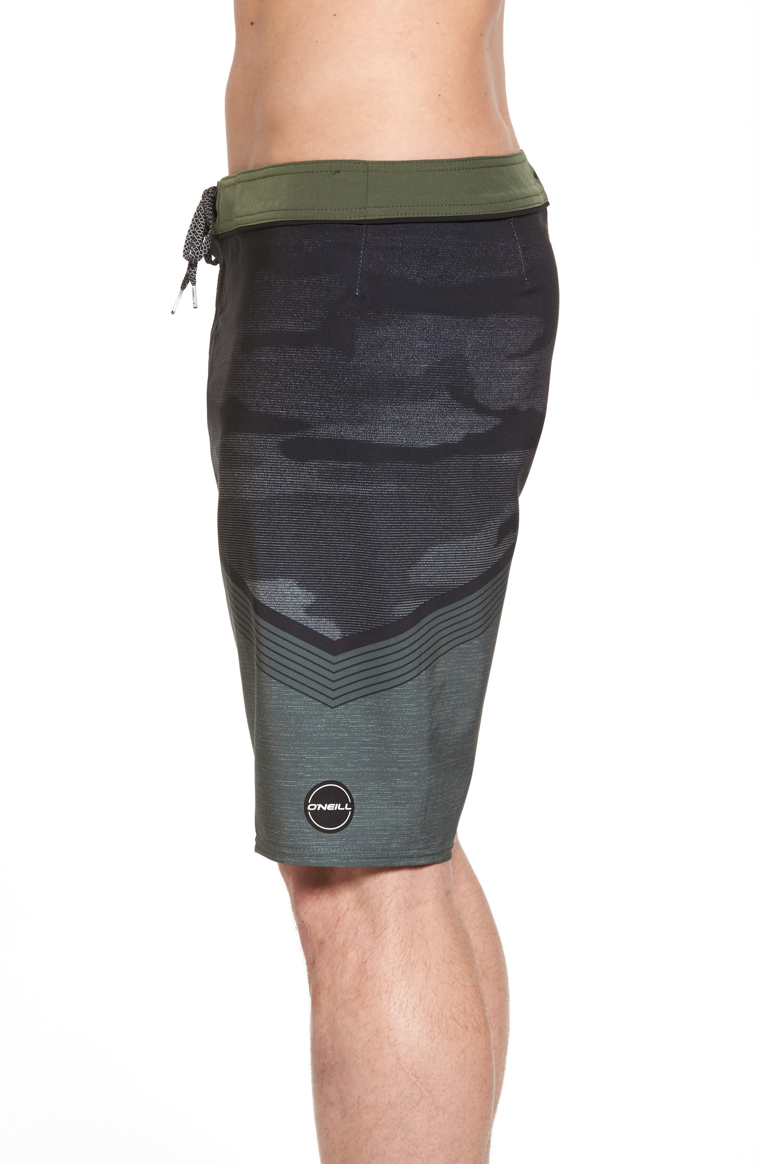 Hyperfreak Stretch Board Shorts,                             Alternate thumbnail 4, color,                             310