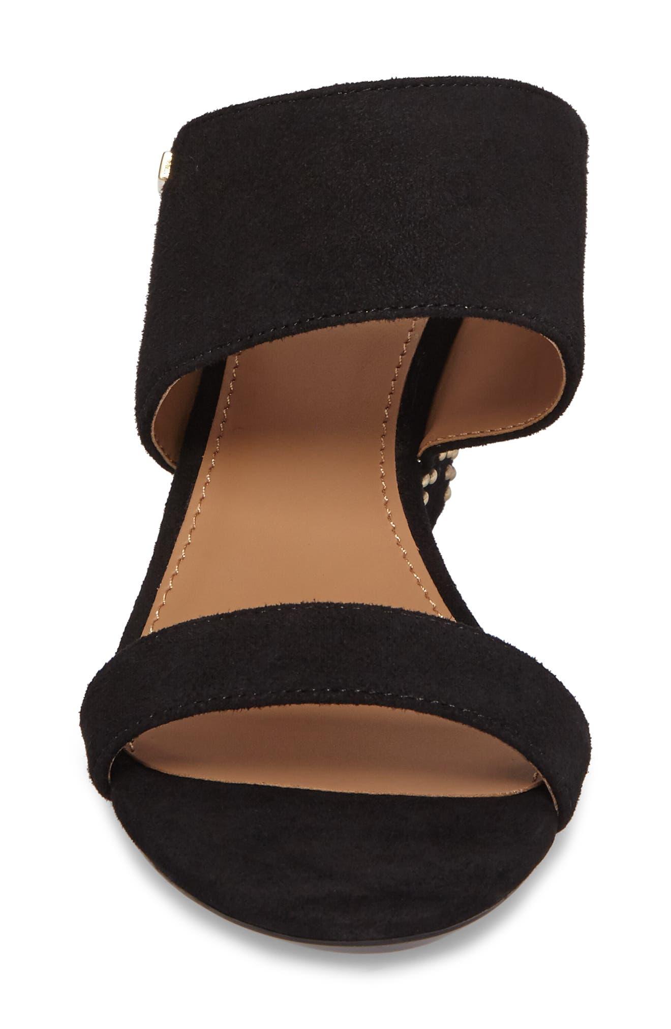 Phyllis Studded Wedge Sandal,                             Alternate thumbnail 13, color,