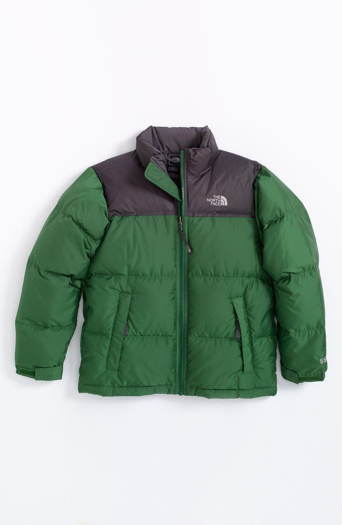 'Nuptse' 550-Fill Down Jacket,                             Main thumbnail 3, color,