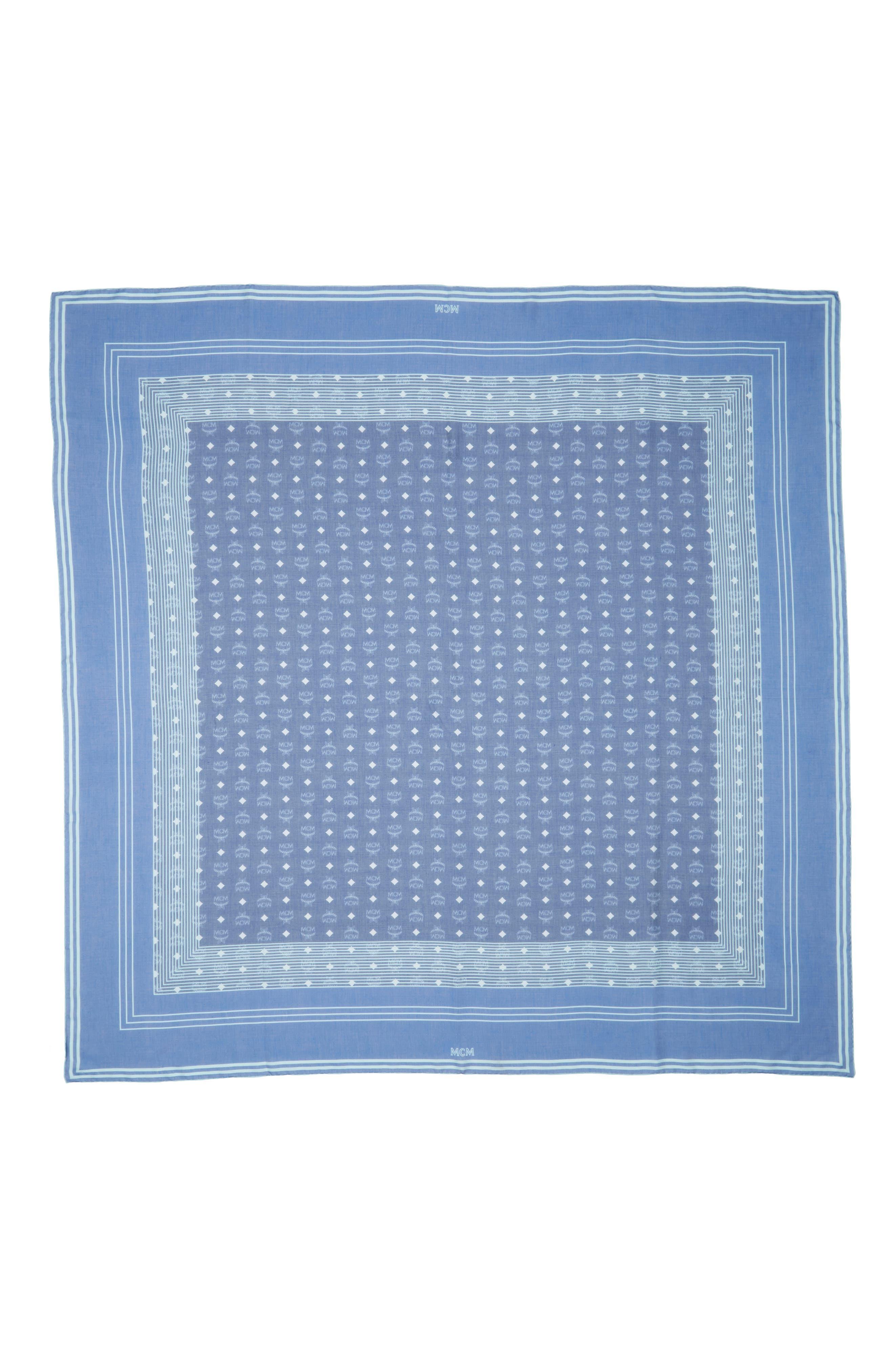 Visetos Stripe Modal & Silk Shawl,                         Main,                         color, 452