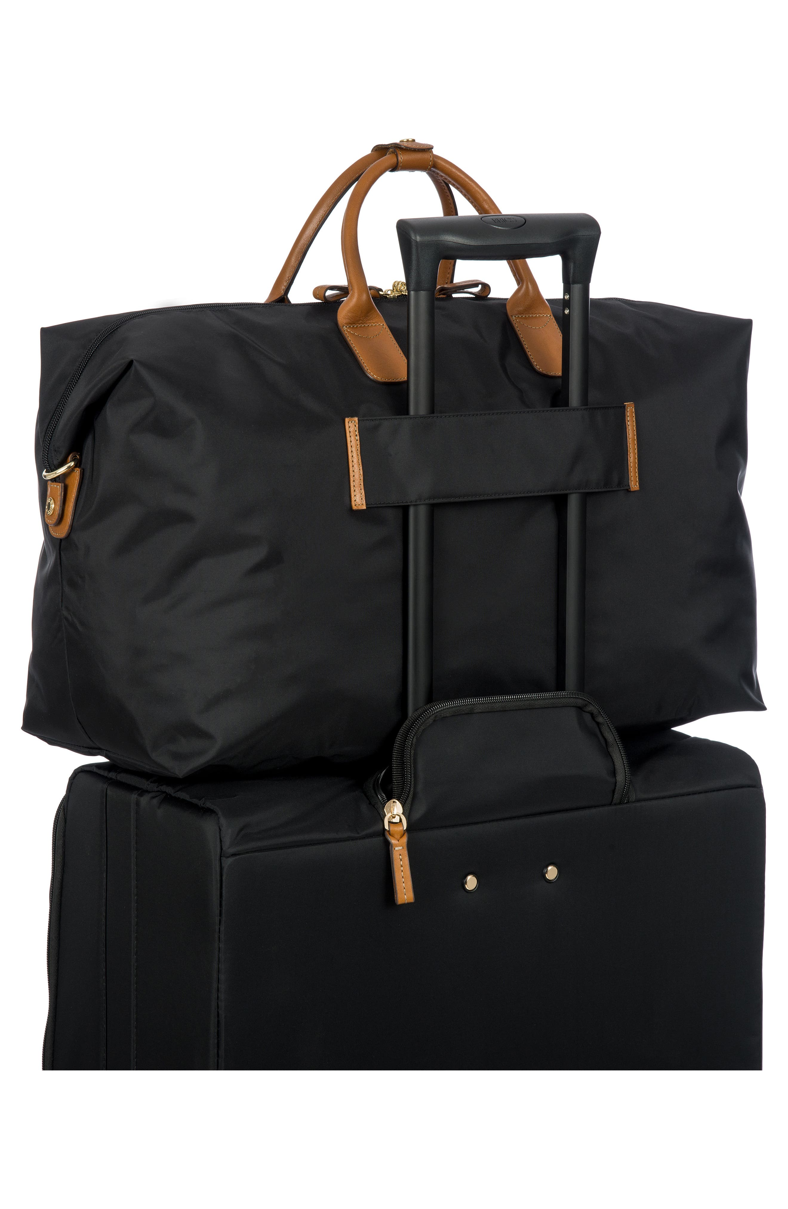 X-Bag Boarding 22-Inch Duffel Bag,                             Alternate thumbnail 2, color,                             BLACK