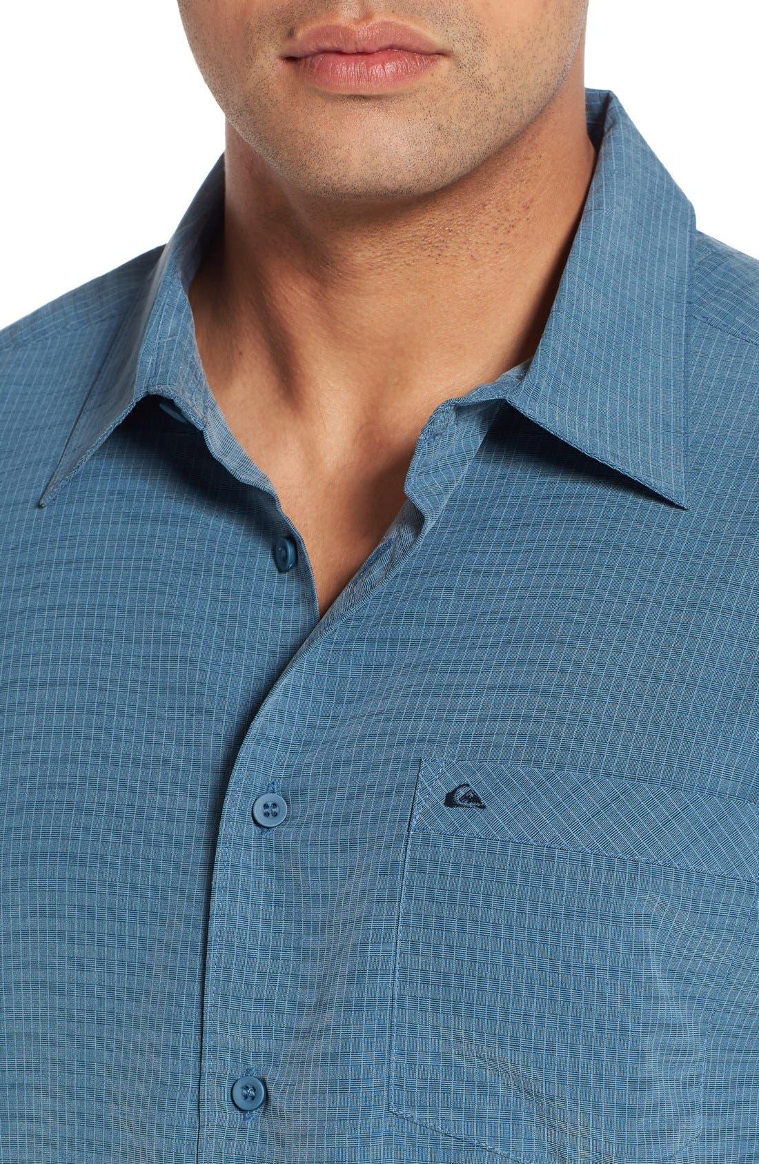 'Centinela 4' Short Sleeve Sport Shirt,                             Alternate thumbnail 90, color,
