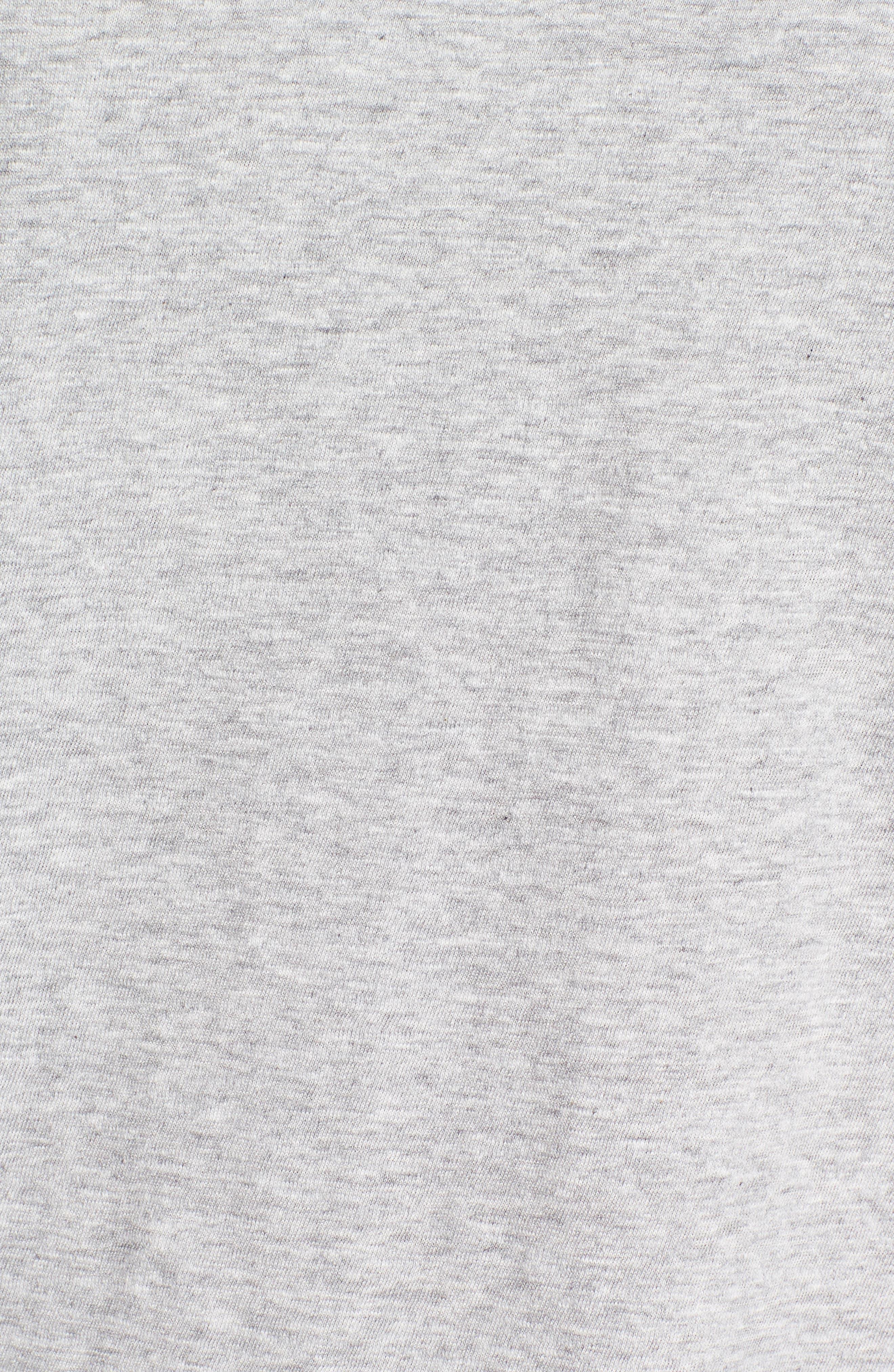 Organic Cotton Knit Tank,                             Alternate thumbnail 6, color,                             022
