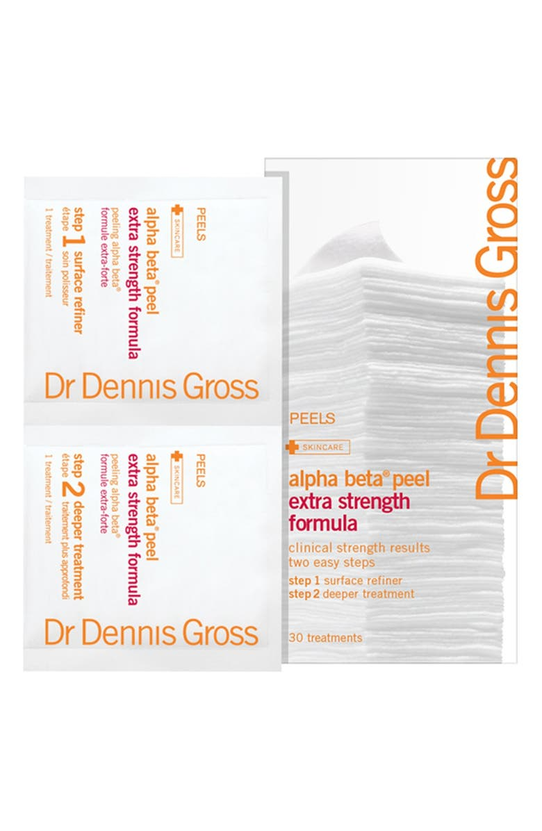 Dr. Dennis Gross Skincare Alpha Beta® Peel Extra Strength Formula - 30 Applications | Nordstrom