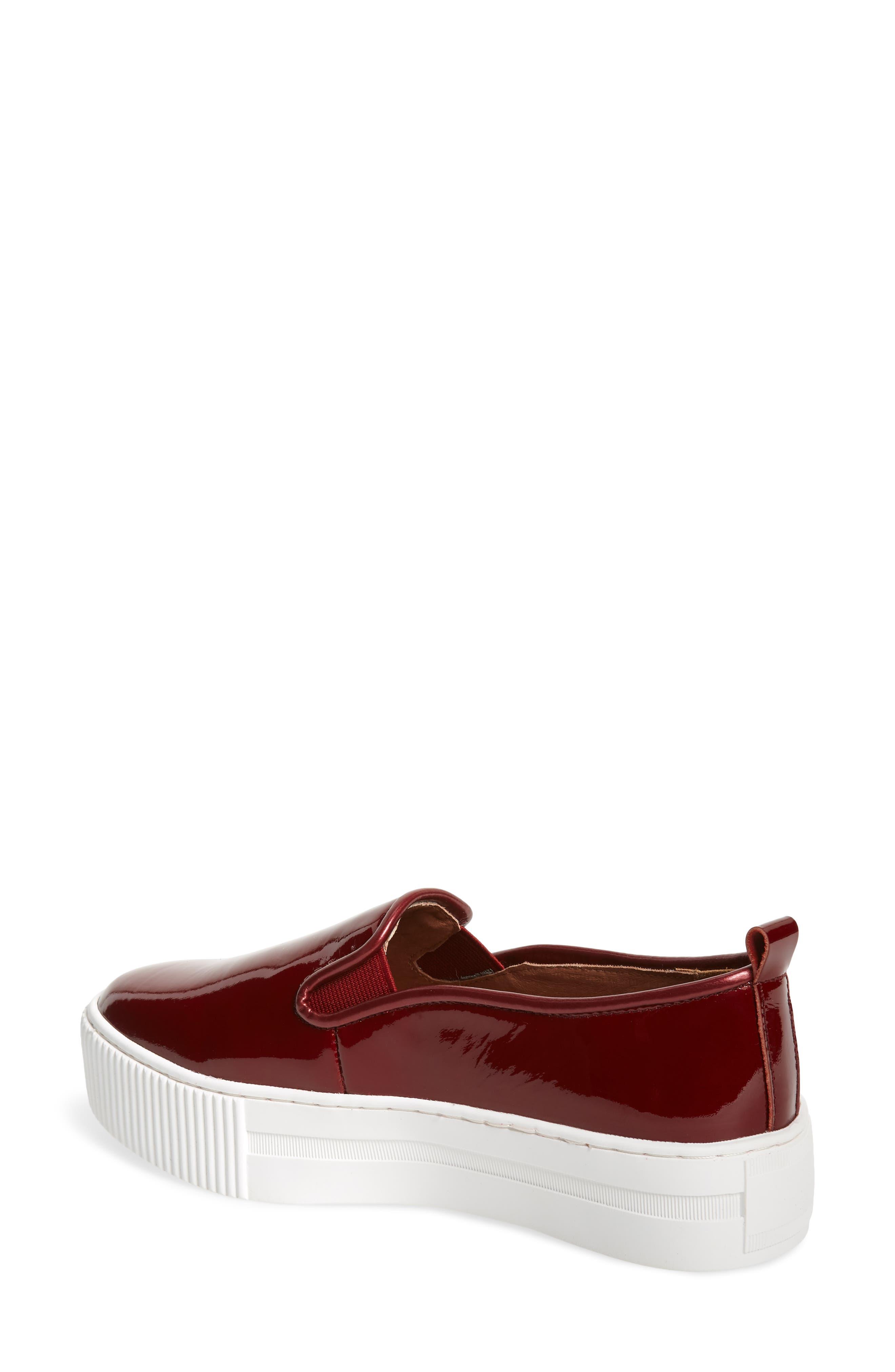 Baylee Platform Slip-On Sneaker,                             Alternate thumbnail 2, color,                             930