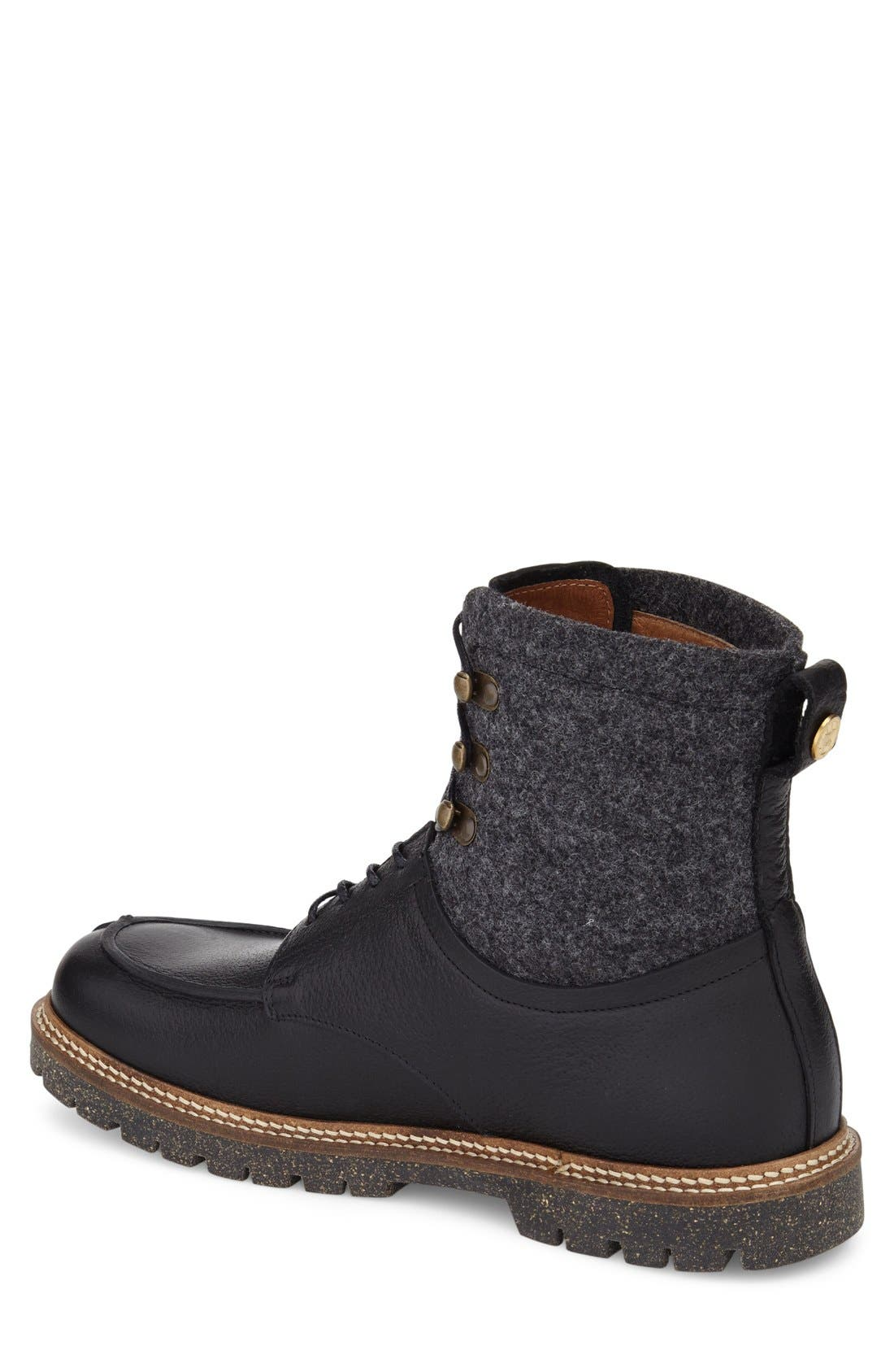 Timmins Split Toe Boot,                             Alternate thumbnail 2, color,                             001