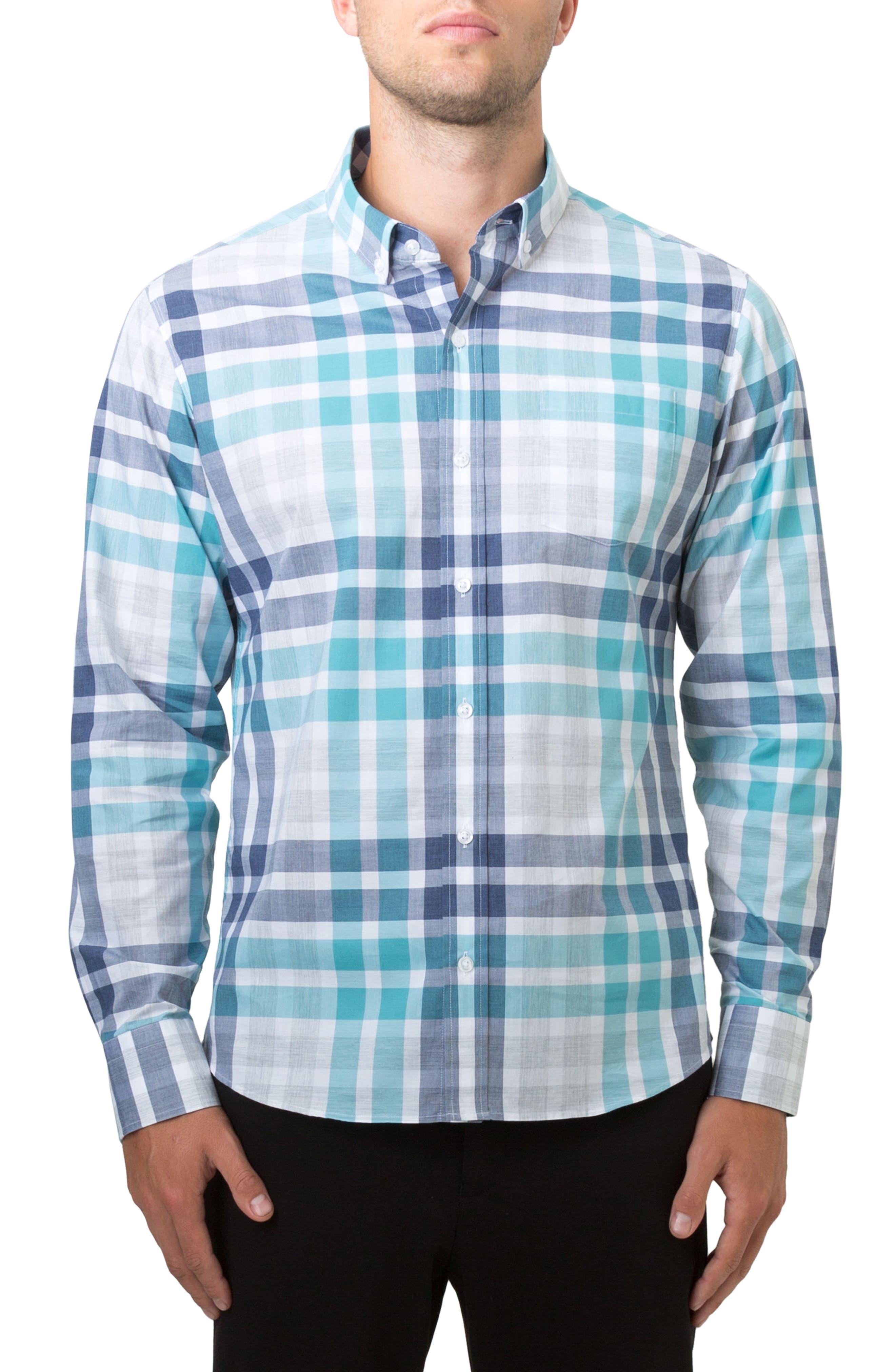 Flesh Bone Woven Shirt,                         Main,                         color, 440