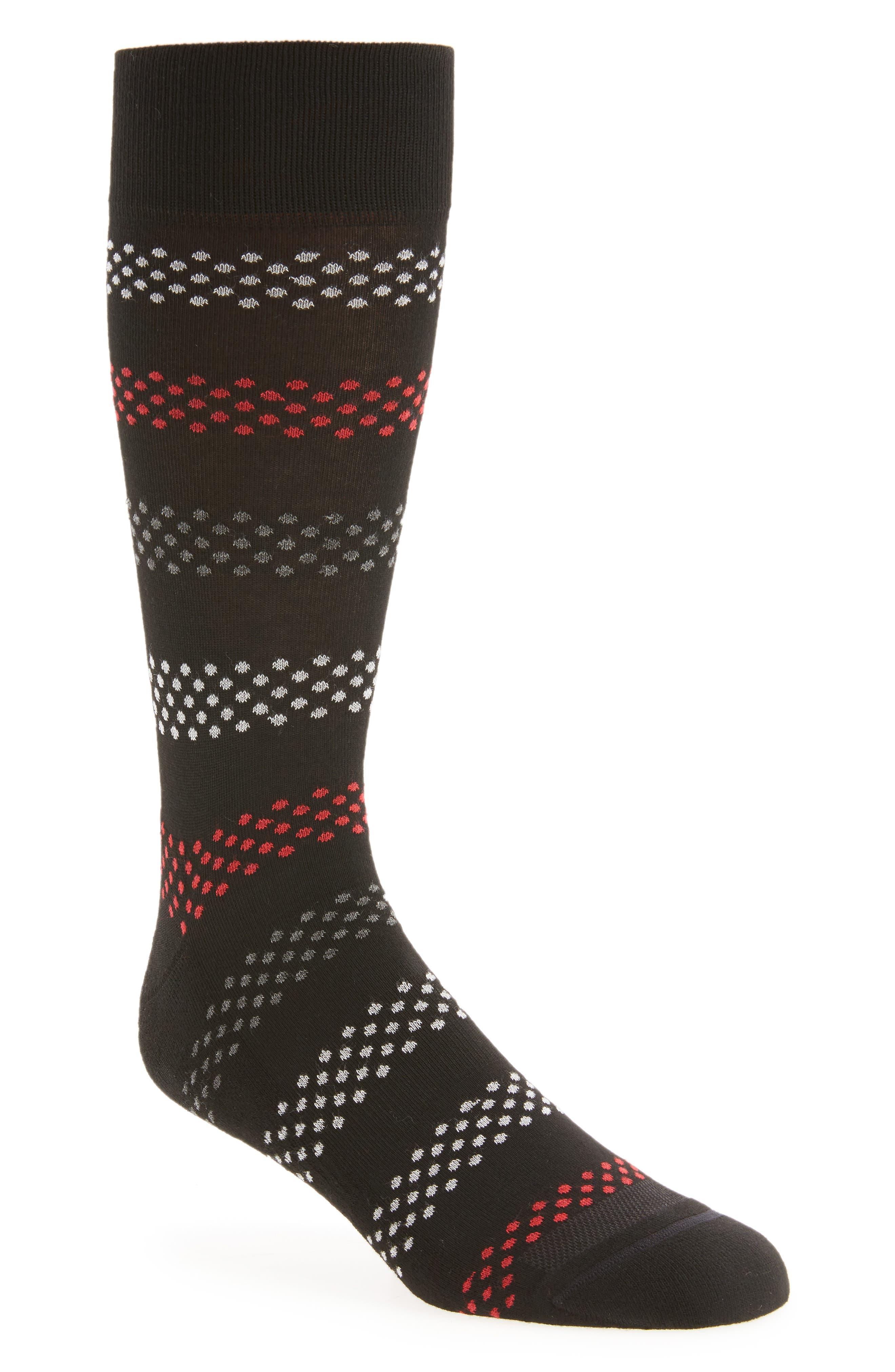 Stripe Socks,                             Main thumbnail 1, color,                             001