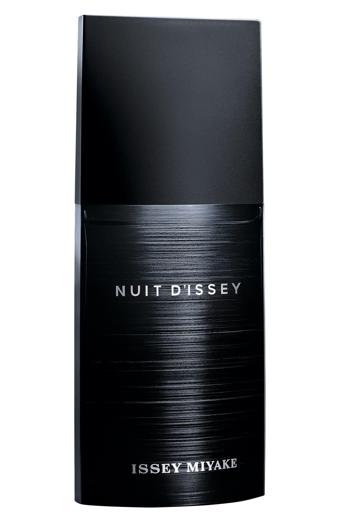 'Nuit d'Issey' Eau de Toilette,                         Main,                         color, 000