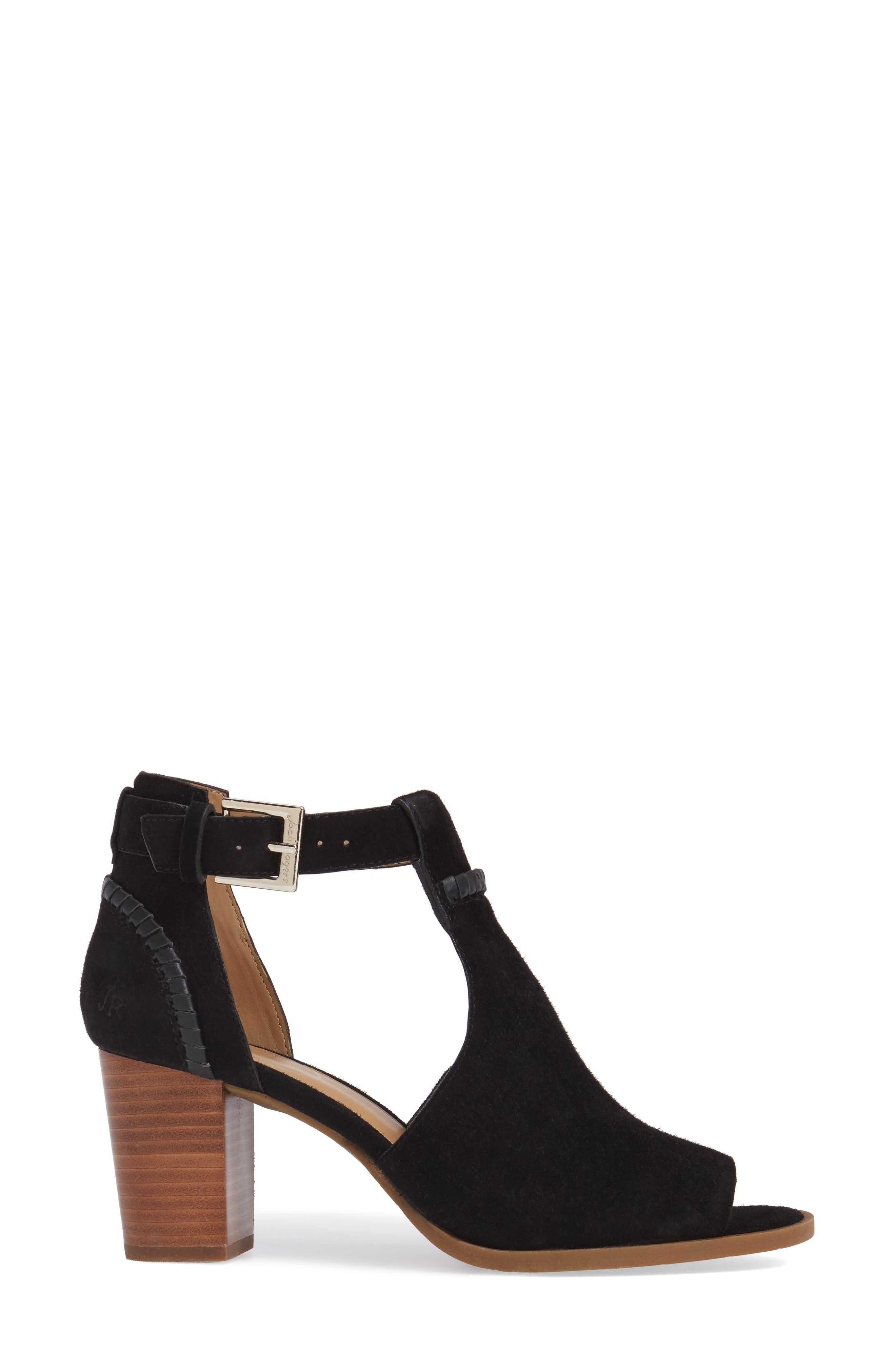 Cameron Block Heel Sandal,                             Alternate thumbnail 19, color,