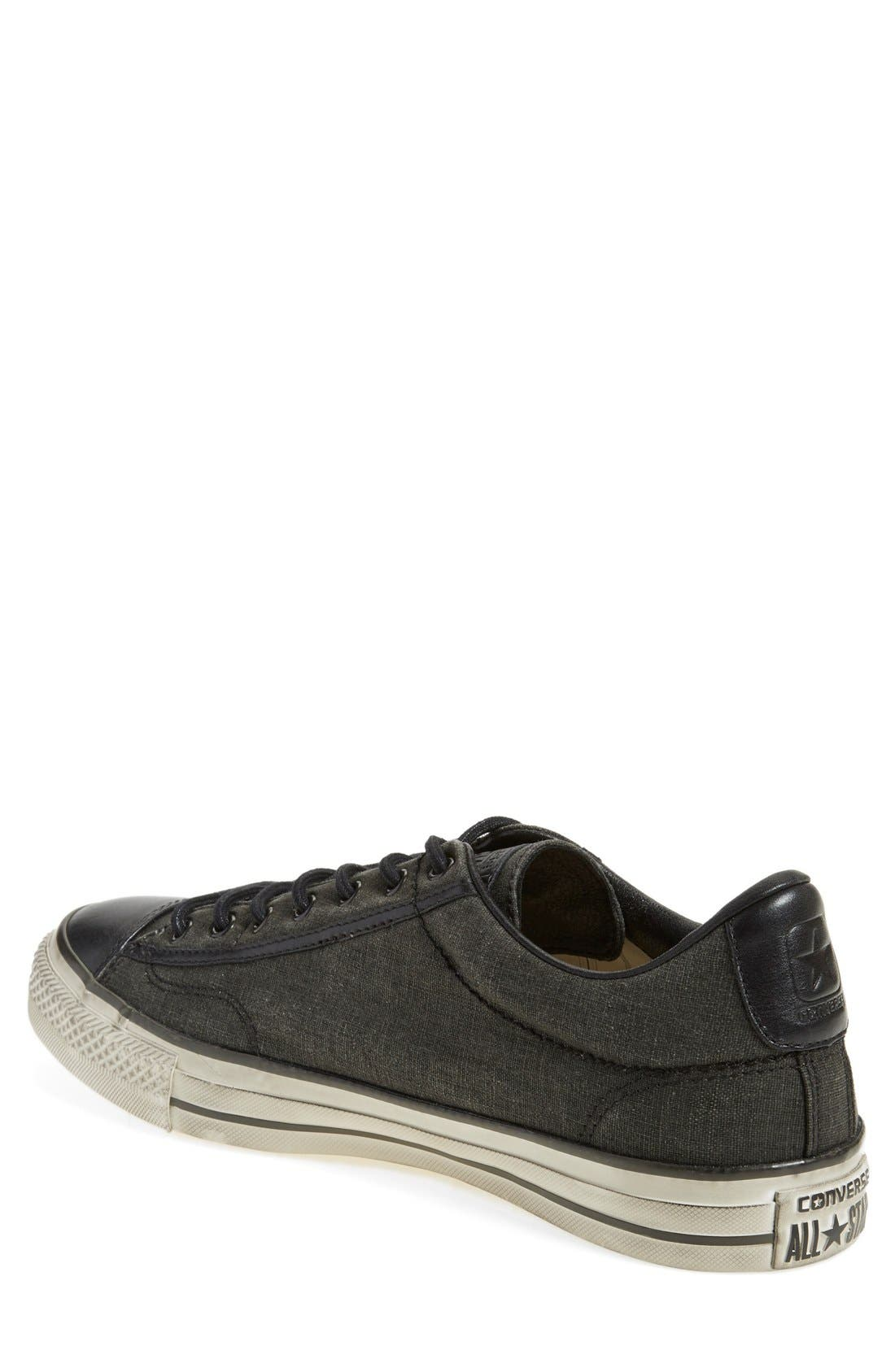 CONVERSE BY JOHN VARVATOS,                             Chuck Taylor<sup>®</sup> All Star<sup>®</sup> Sneaker,                             Alternate thumbnail 2, color,                             013