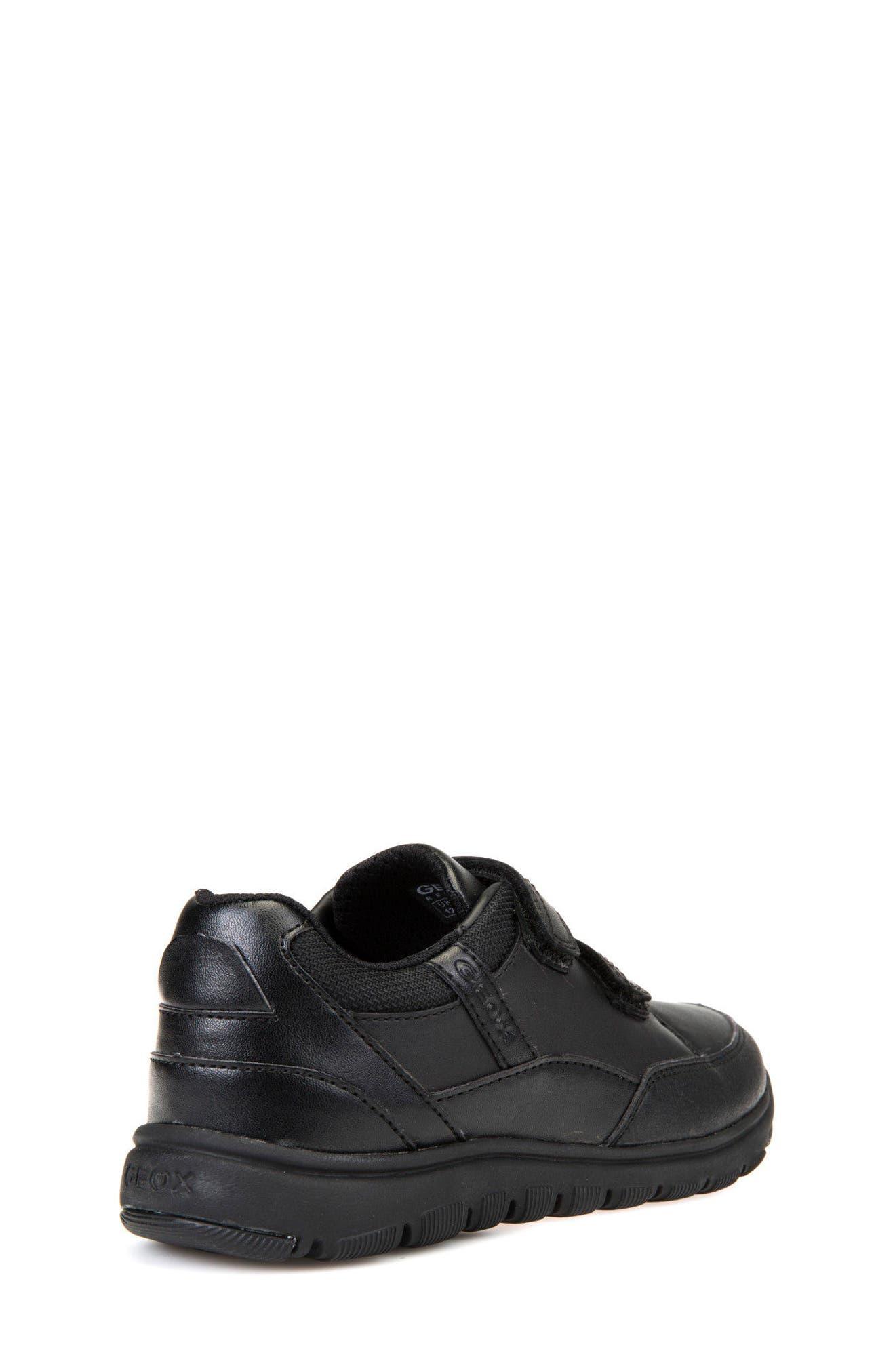Xunday Low Top Sneaker,                             Alternate thumbnail 2, color,                             BLACK
