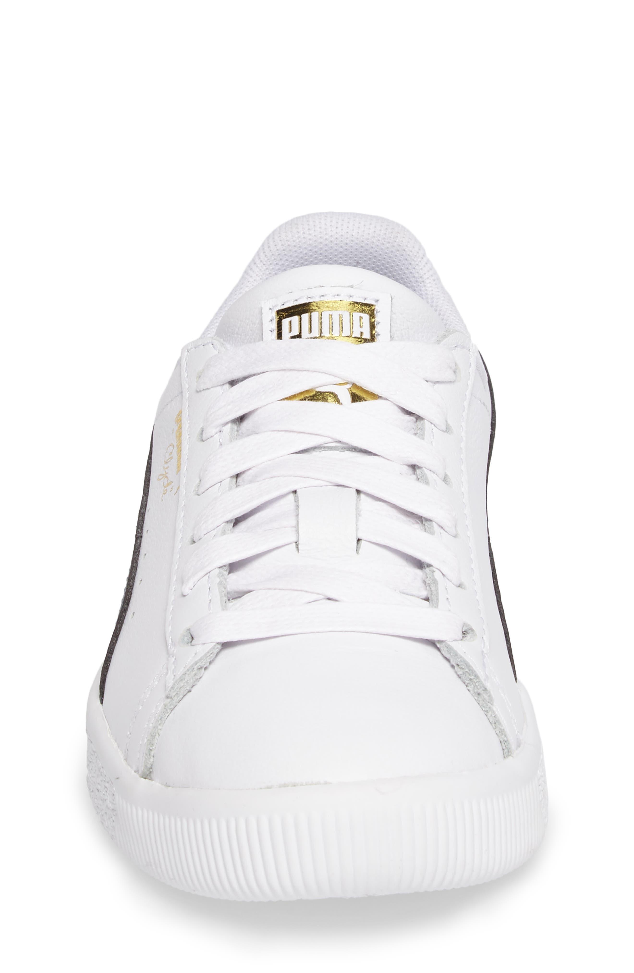 Clyde Core Foil Sneaker,                             Alternate thumbnail 22, color,
