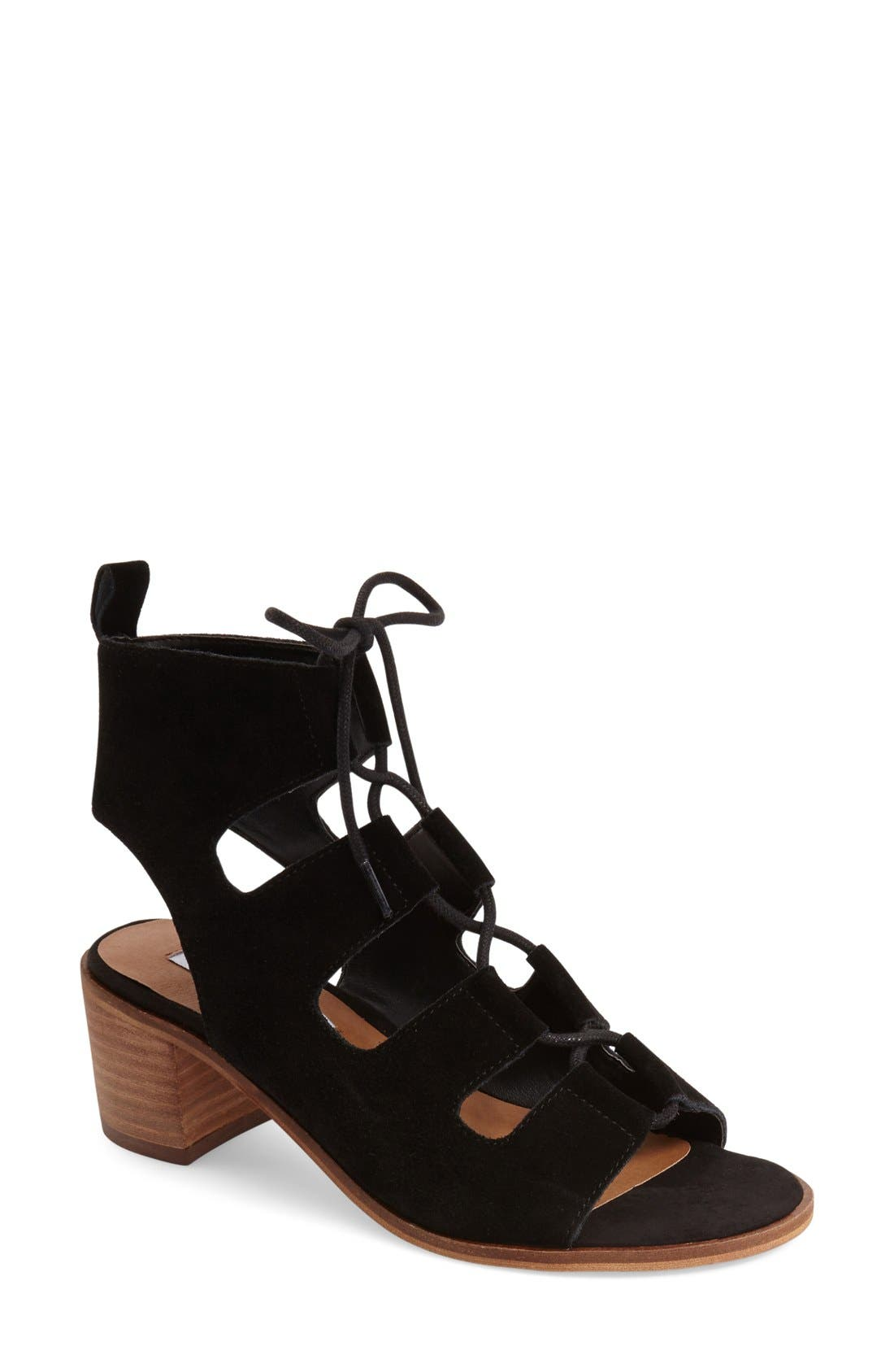 'Ronlyn' Ghillie Sandal,                         Main,                         color, 006
